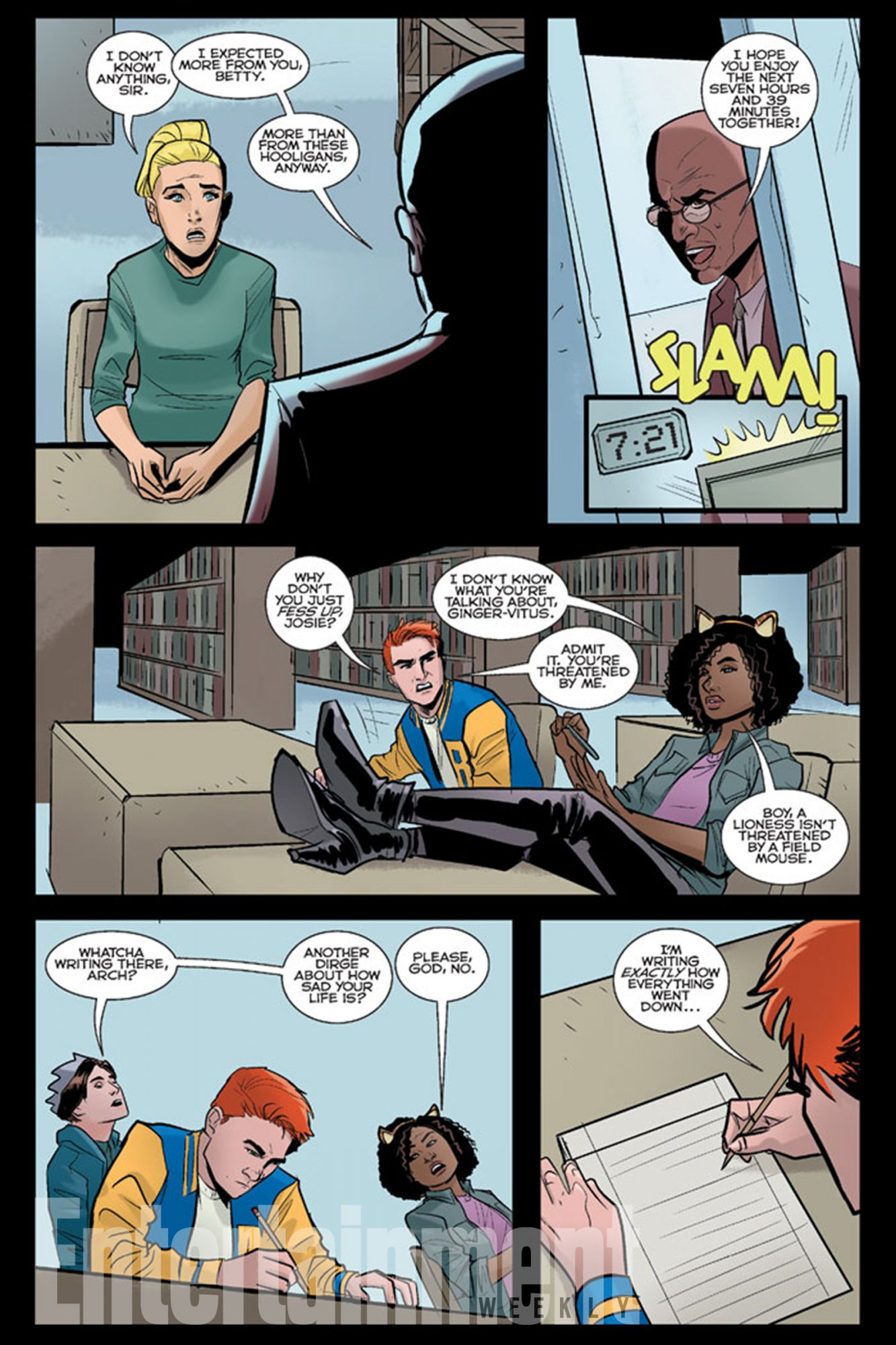 Riverdale Comic Book