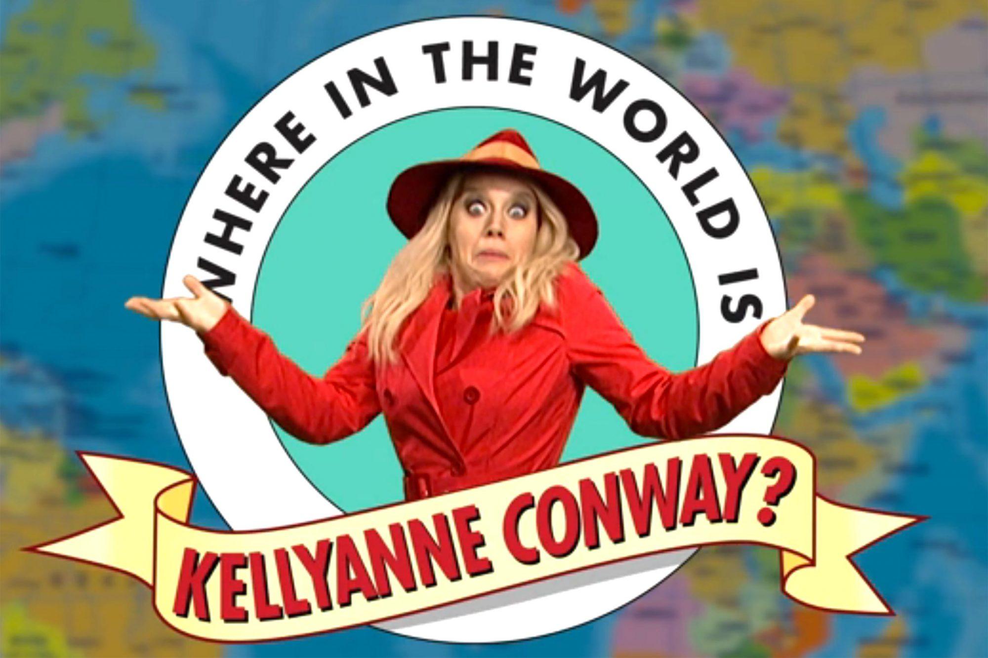 SNL Kellyanne Conway