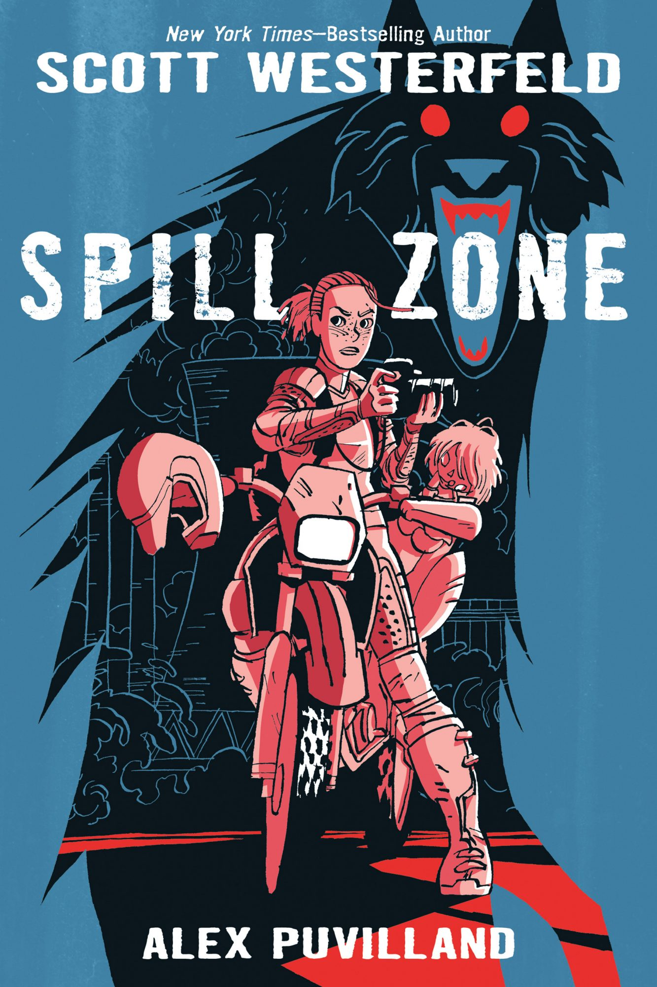 Spill Zone Cover