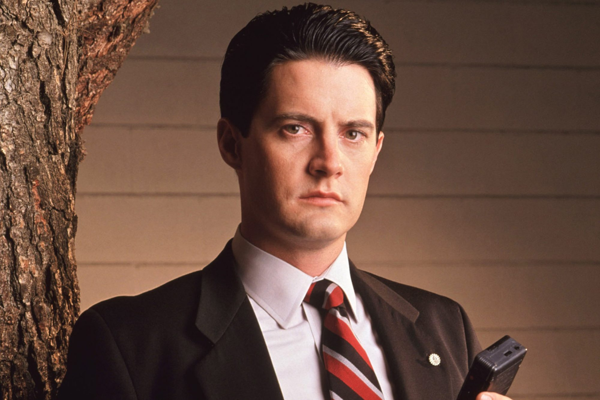 TWIN PEAKS, Kyle MacLachlan, 1990-91, (c)Spelling Entertainment/courtesy Everett Collection