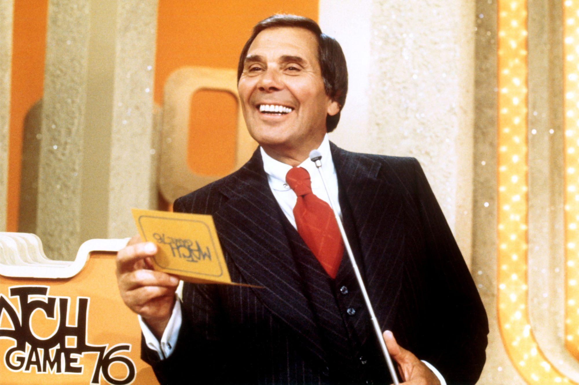 MATCH GAME (aka MATCH GAME 76), Host Gene Rayburn, 1973-82