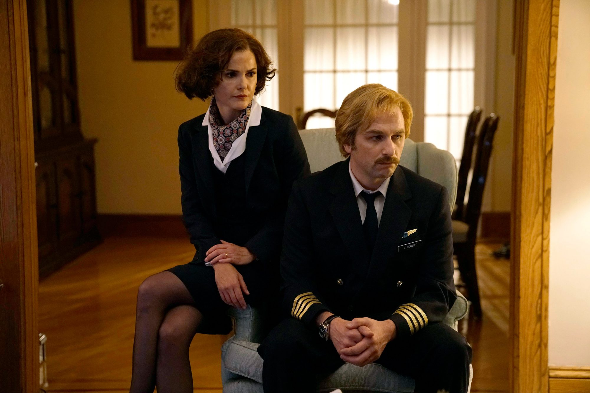 """THE AMERICANS -- """"Amber Waves"""""""