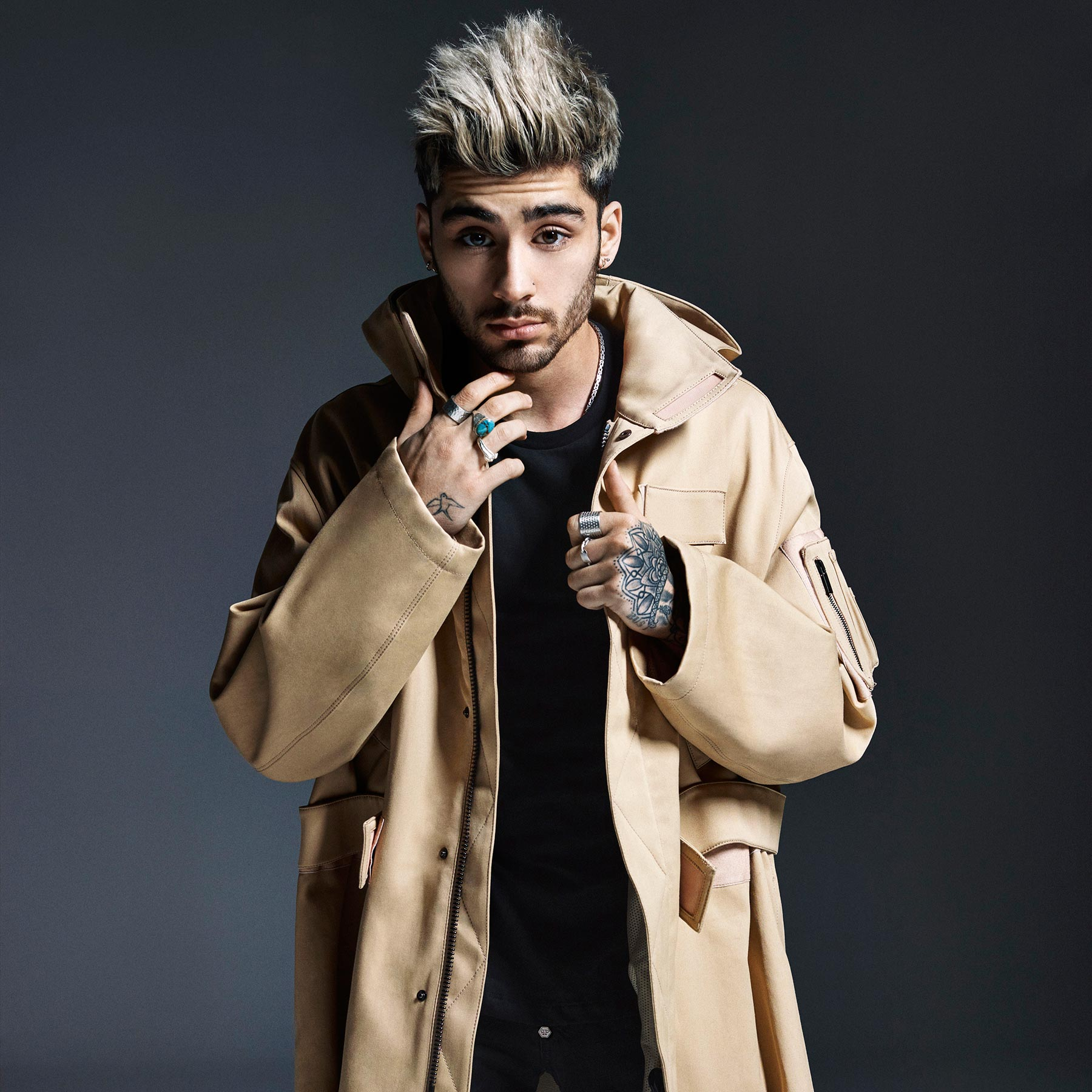 ZAYN MALIK PR Photo 2017 CR: Miller Mobley