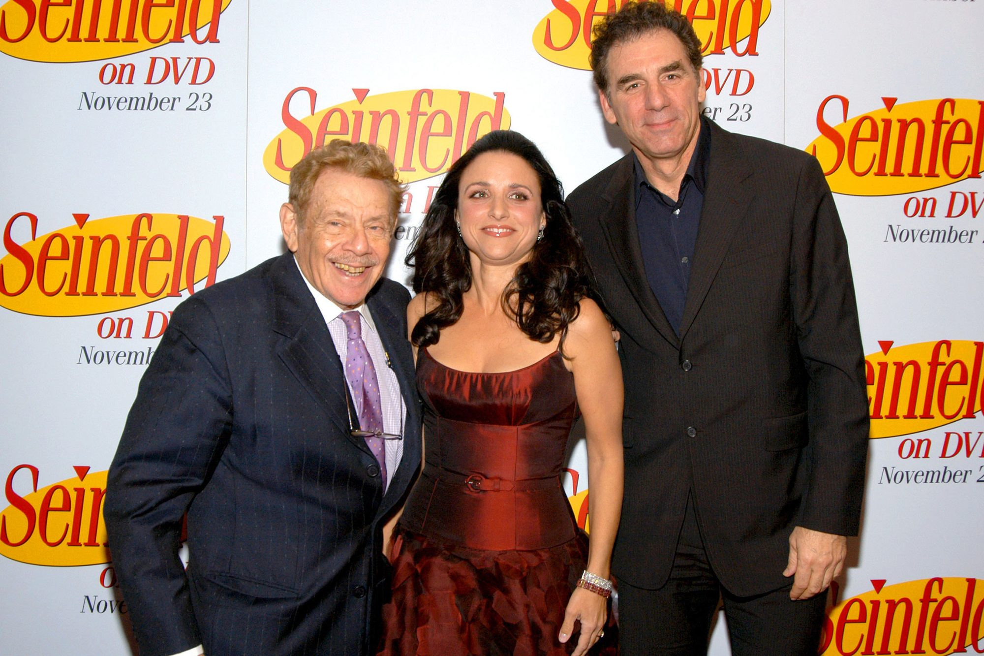 Release of Seinfeld on DVD