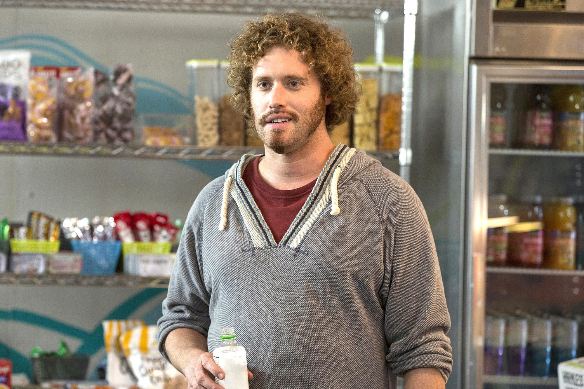 Silicon ValleySeason 3, Episode 2Air Date:  5/1/16Pictured: T.J. Miller.