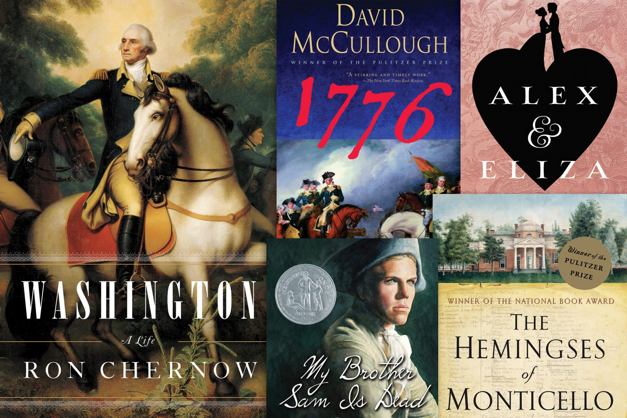 What to Read on the Fourth of July