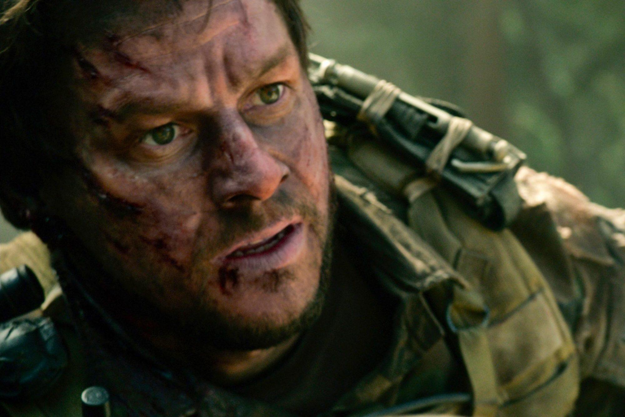 Lone Survivor (2013)MARK WAHLBERG as Marcus Luttrell