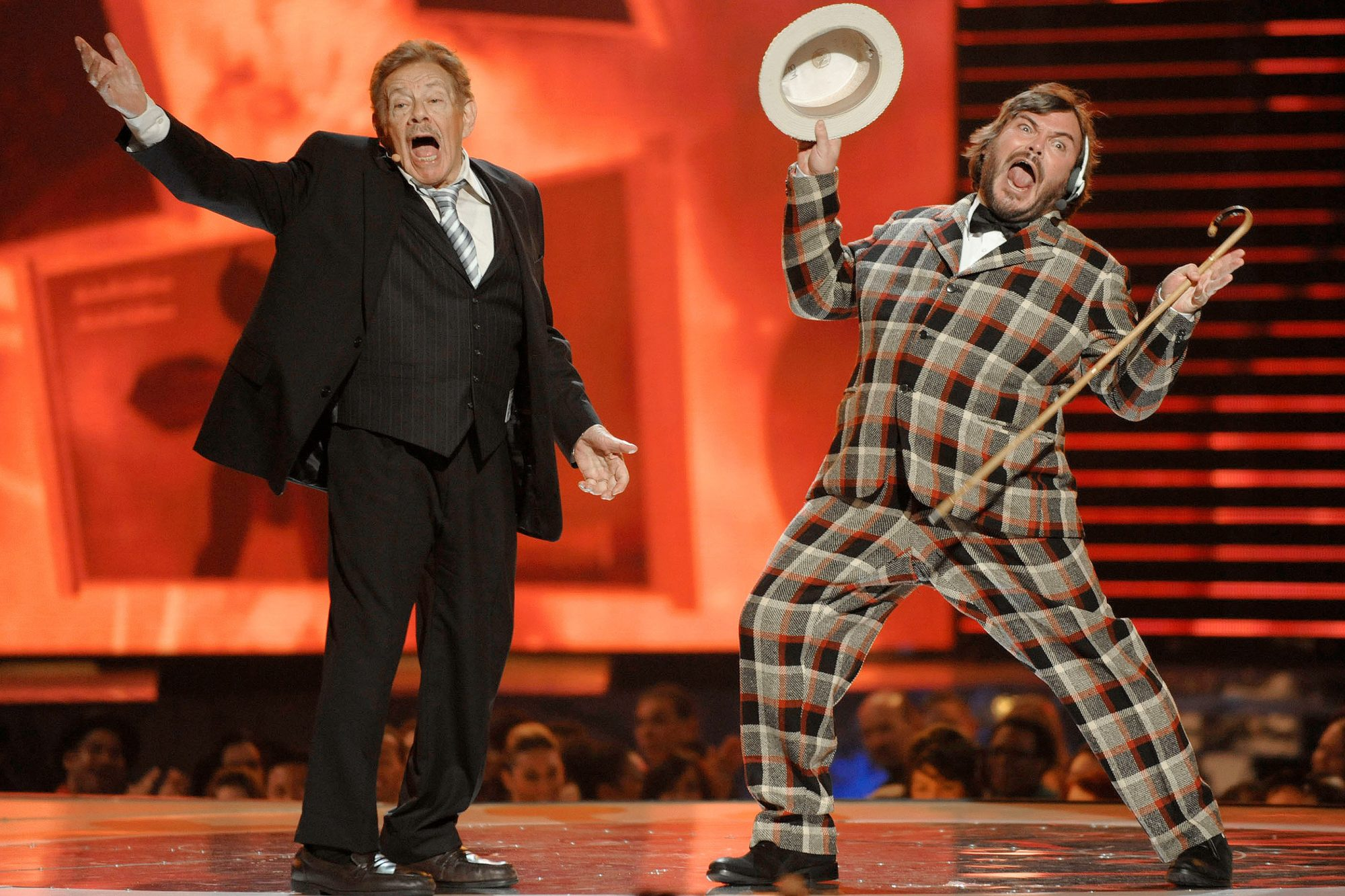 Jerry Stiller,Jack Black