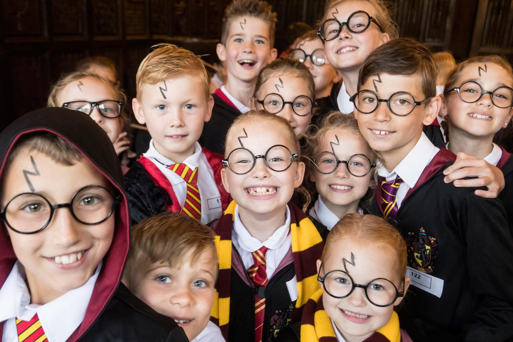 Harry Potter World Record attempt