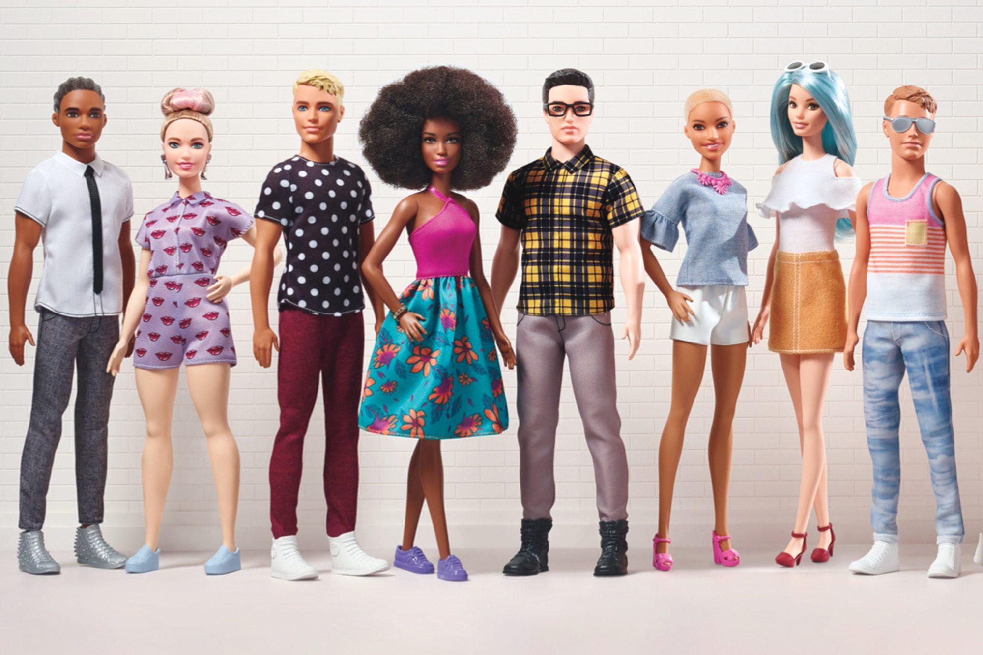 Barbie - Fashionistas Dolls