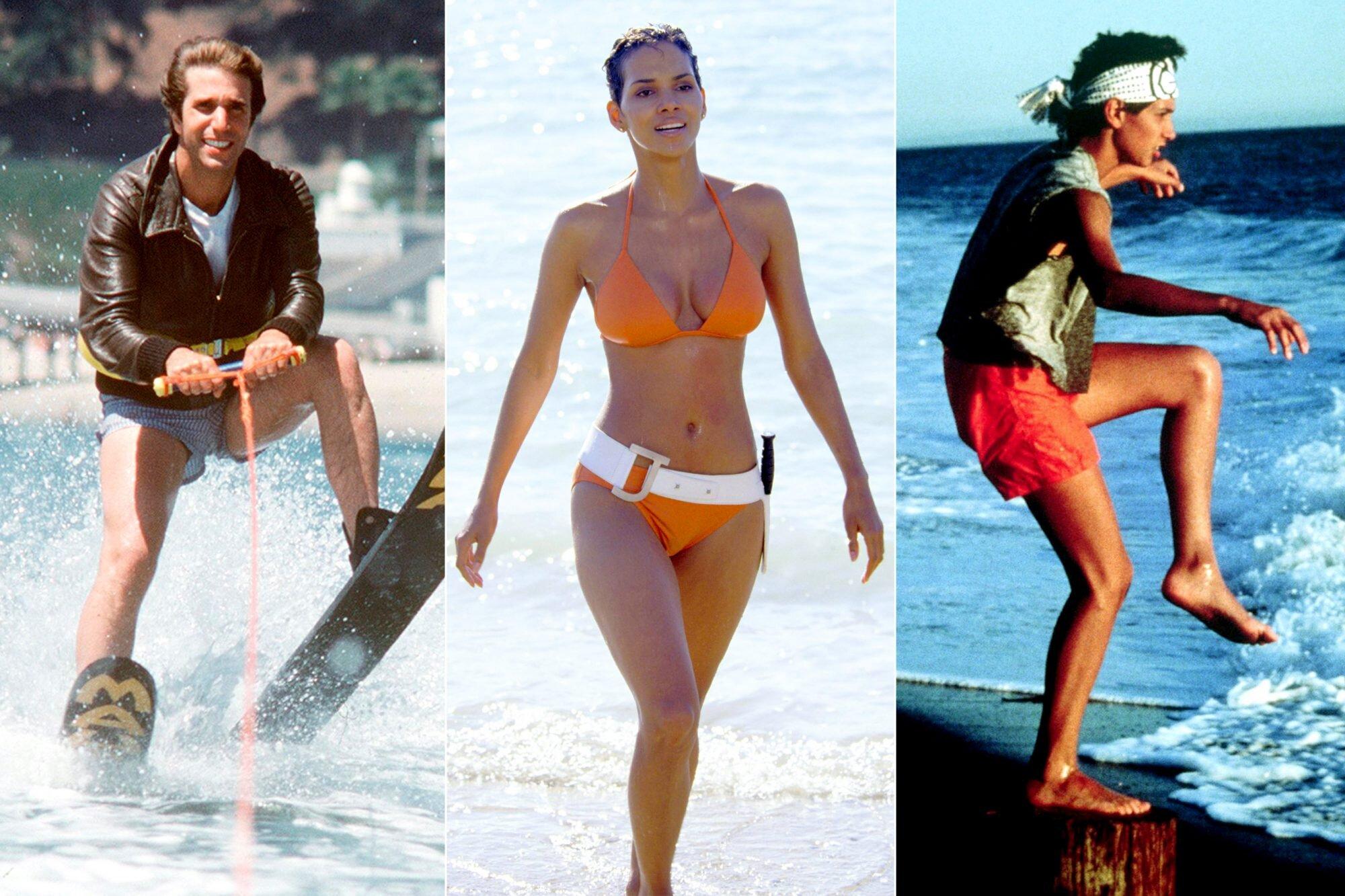 All American Bikini Wash Car Full Movie the 25 best beach scenes from movies and tv | ew