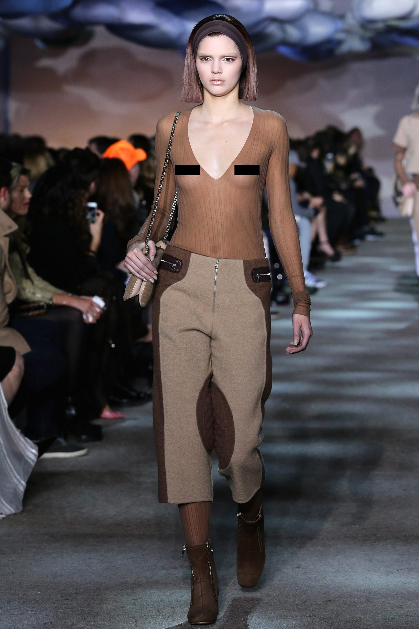 Marc Jacobs - Runway - Mercedes-Benz Fashion Week Fall 2014
