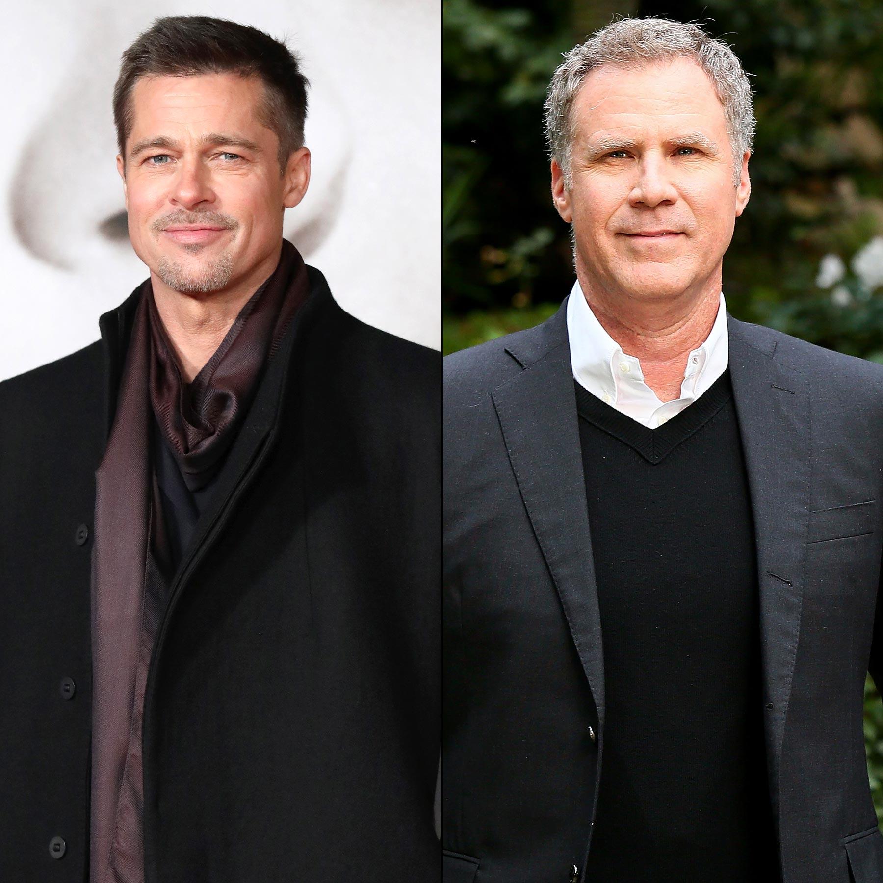 Brad-Pitt-Will-Ferrell