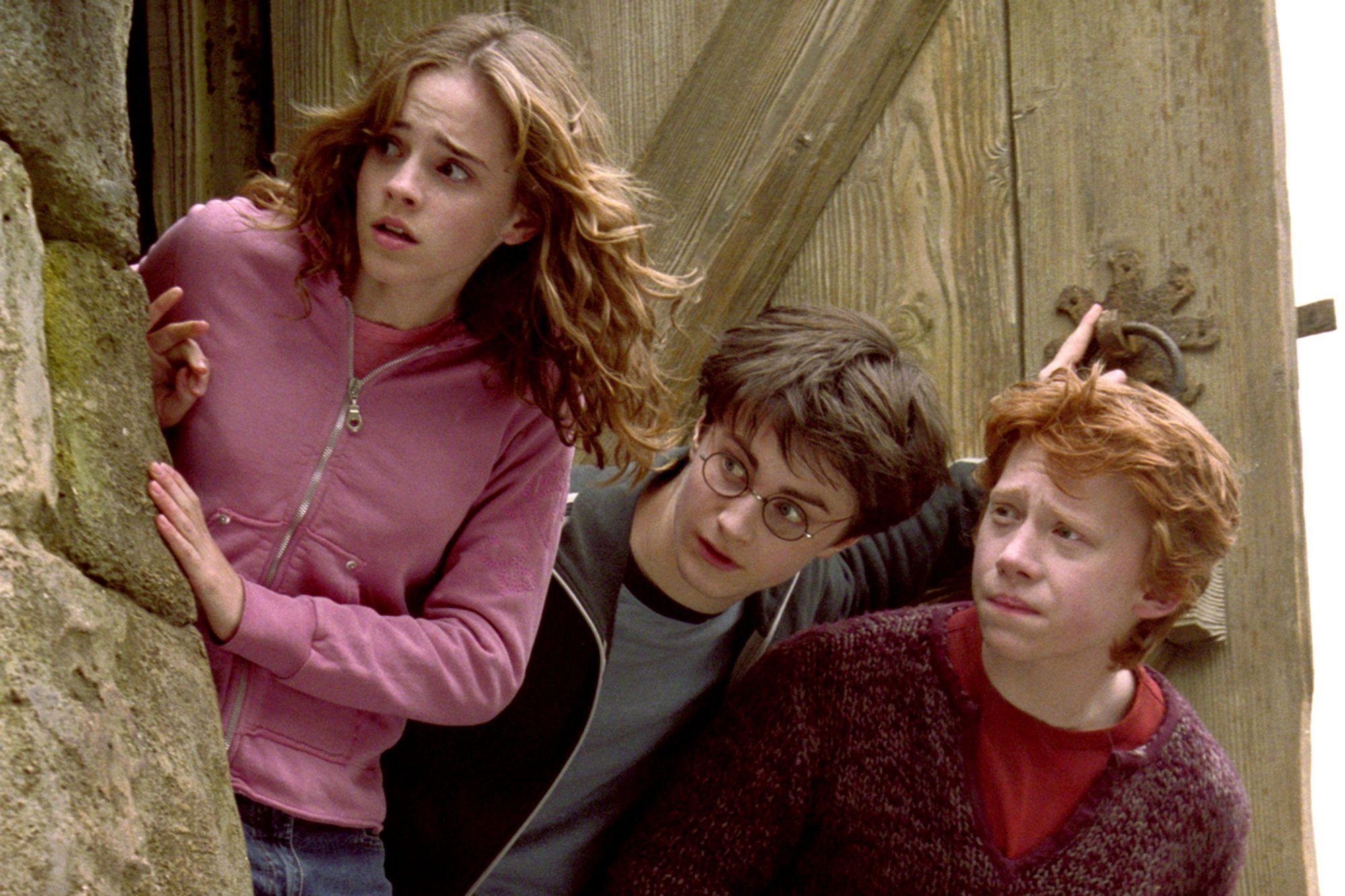 Гарри поттер и узник азкабана картинки без фона