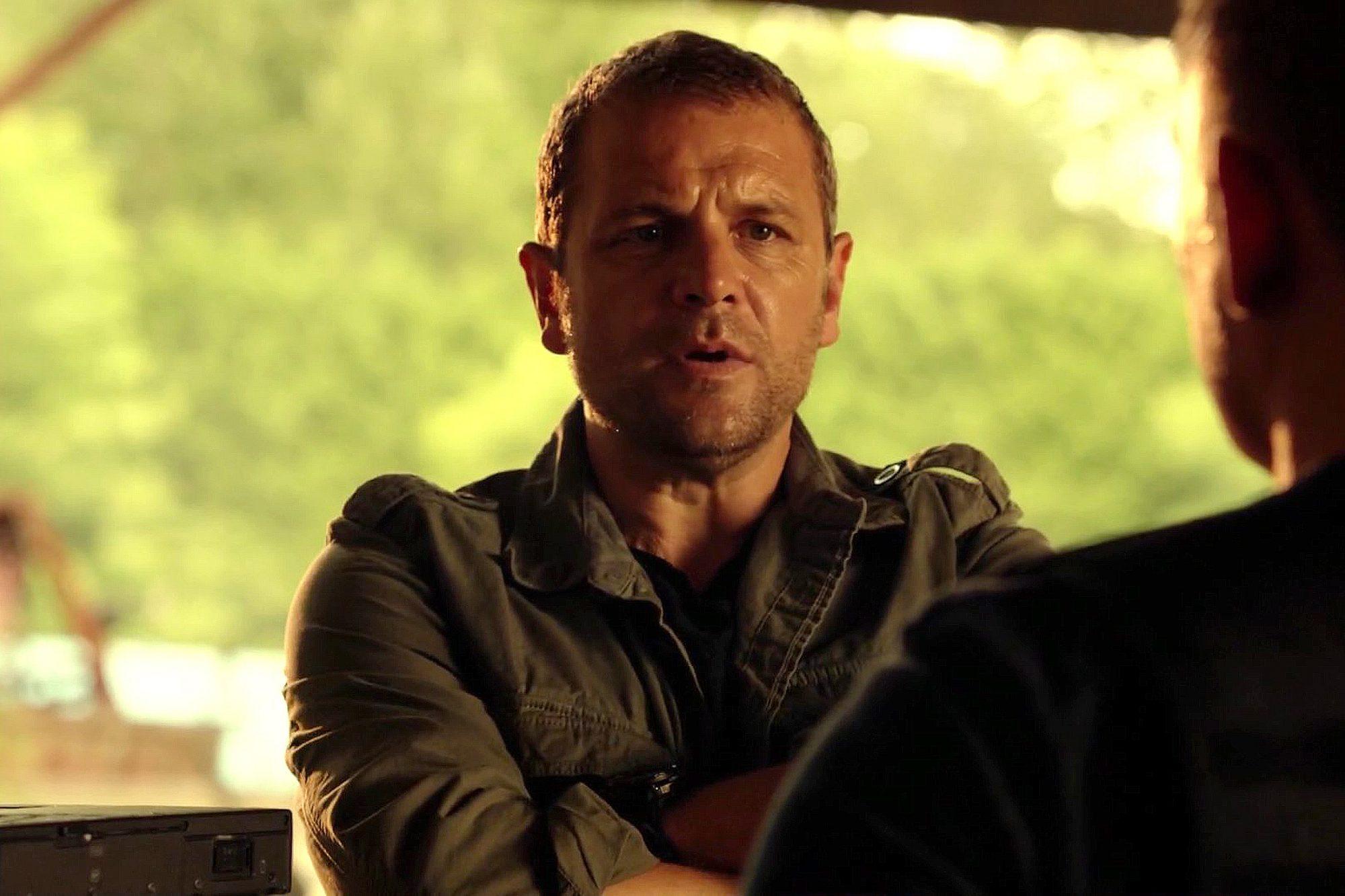 David Cubitt as Mark Shaw