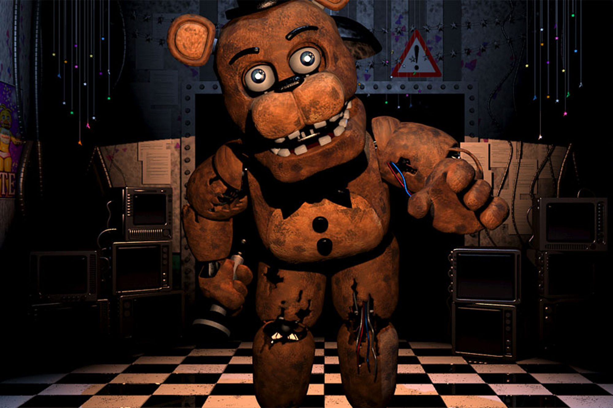 Five Nights at Freddy's video game