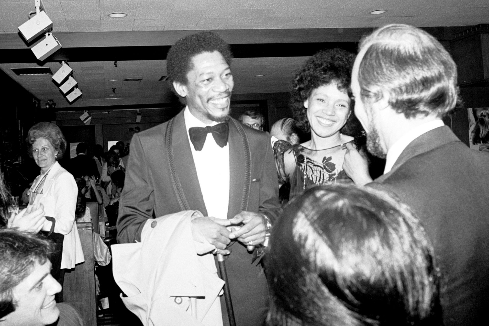 """Mighty Gents"" New York Opening Party - April 12, 1978"