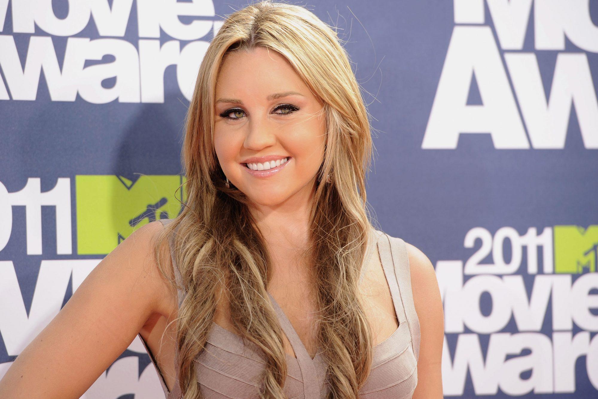 2011 MTV Movie Awards - Arrivals