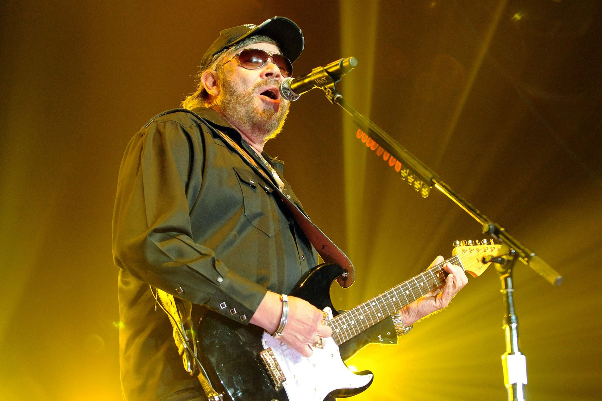 Hank Williams, Jr., Jamey Johnson And .38 Special In Concert