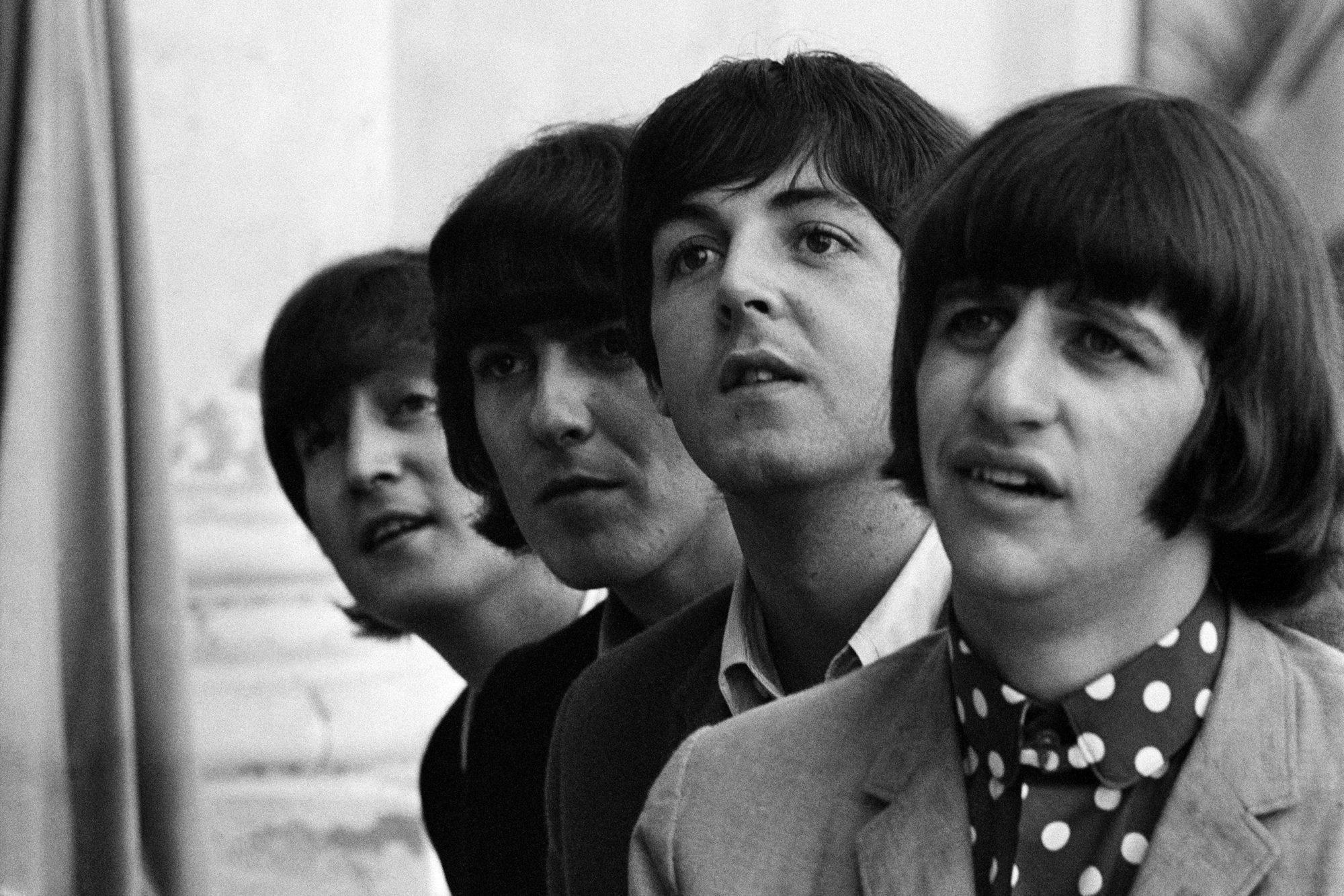 The Beatles European Tour