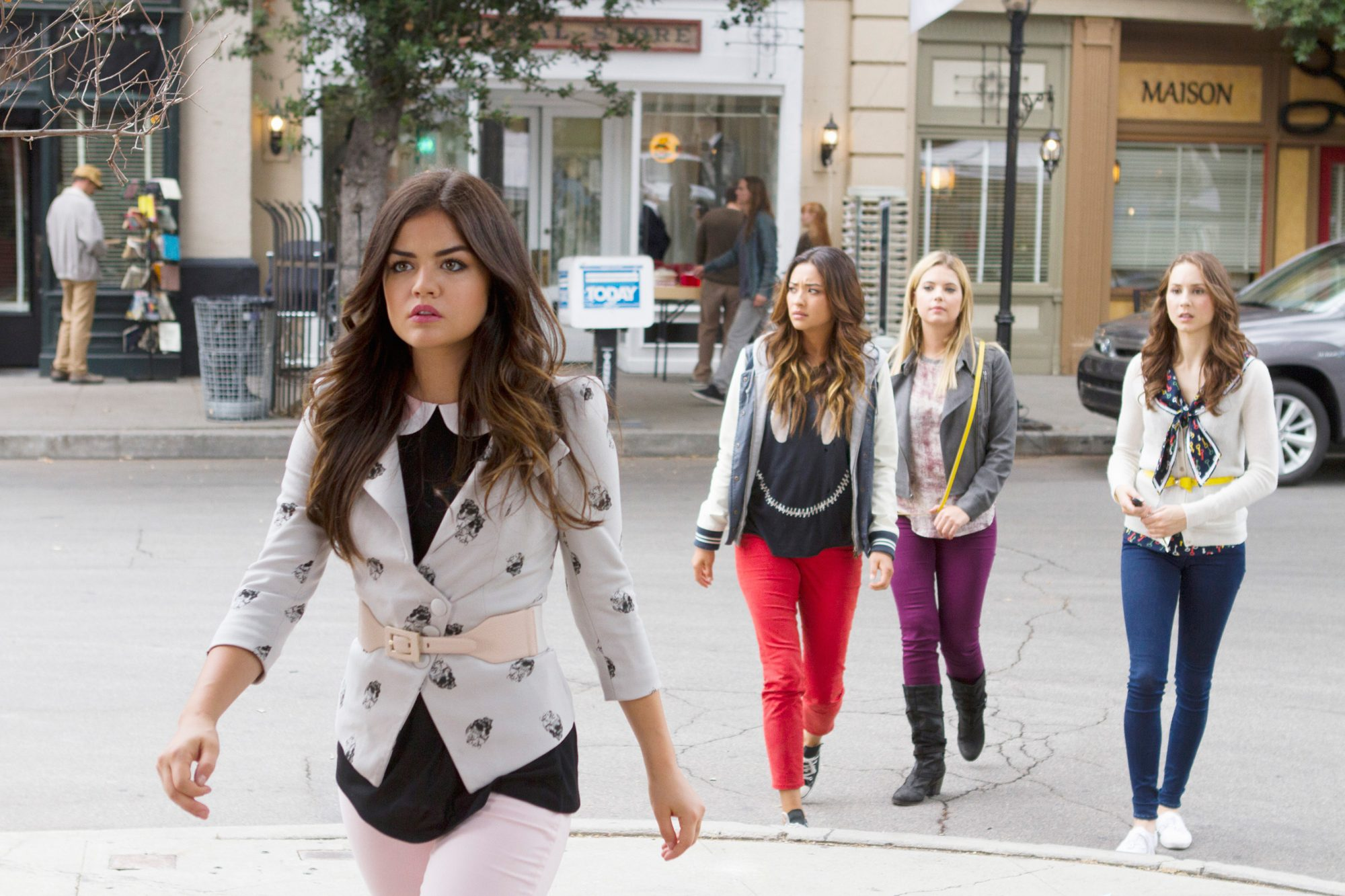 ABC Family's Pretty Little Liars - Season 4