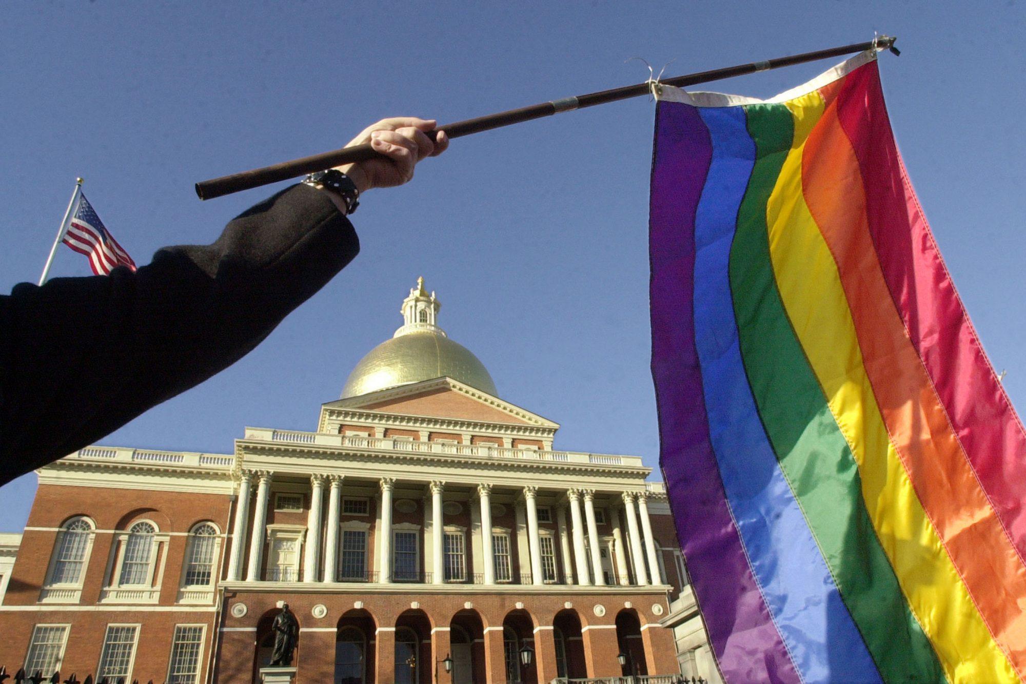 Gay Marriage Debate Continues In Boston