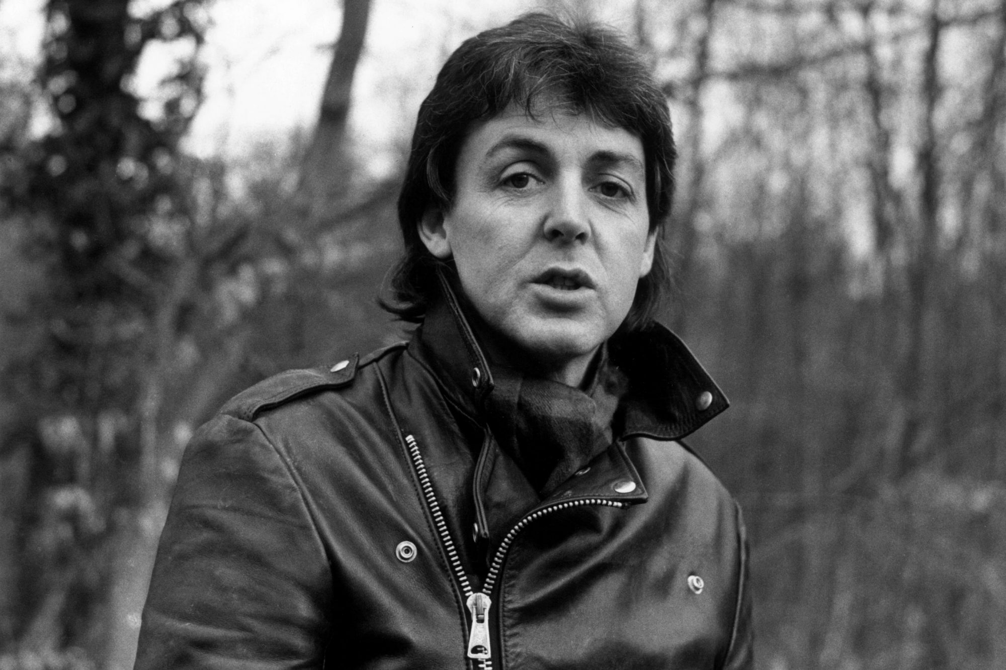 Leather And McCartney