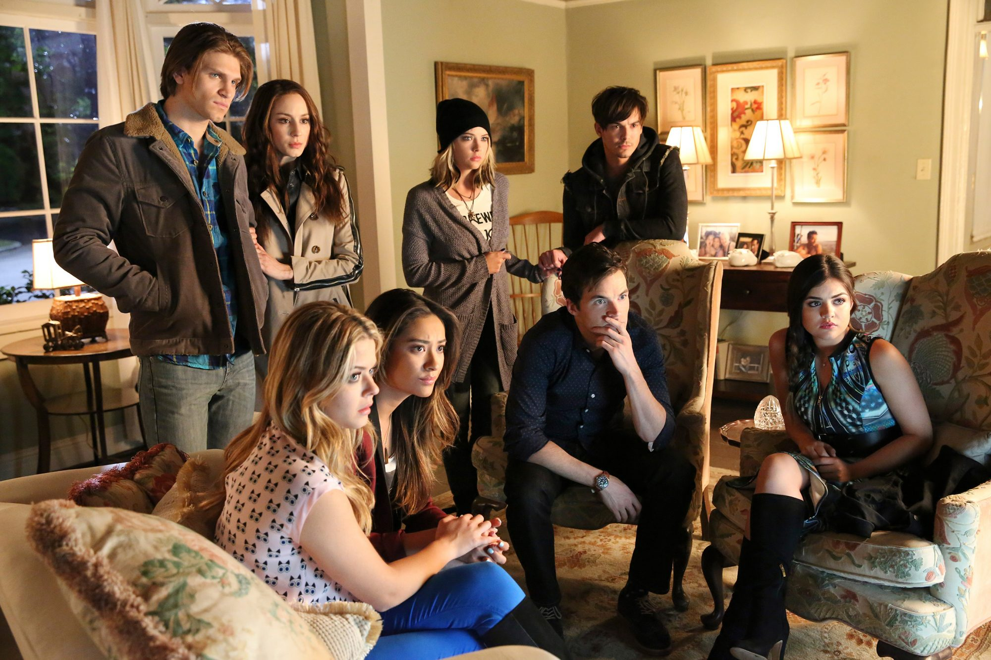 "ABC Family's ""Pretty Little Liars"" - Season Five"
