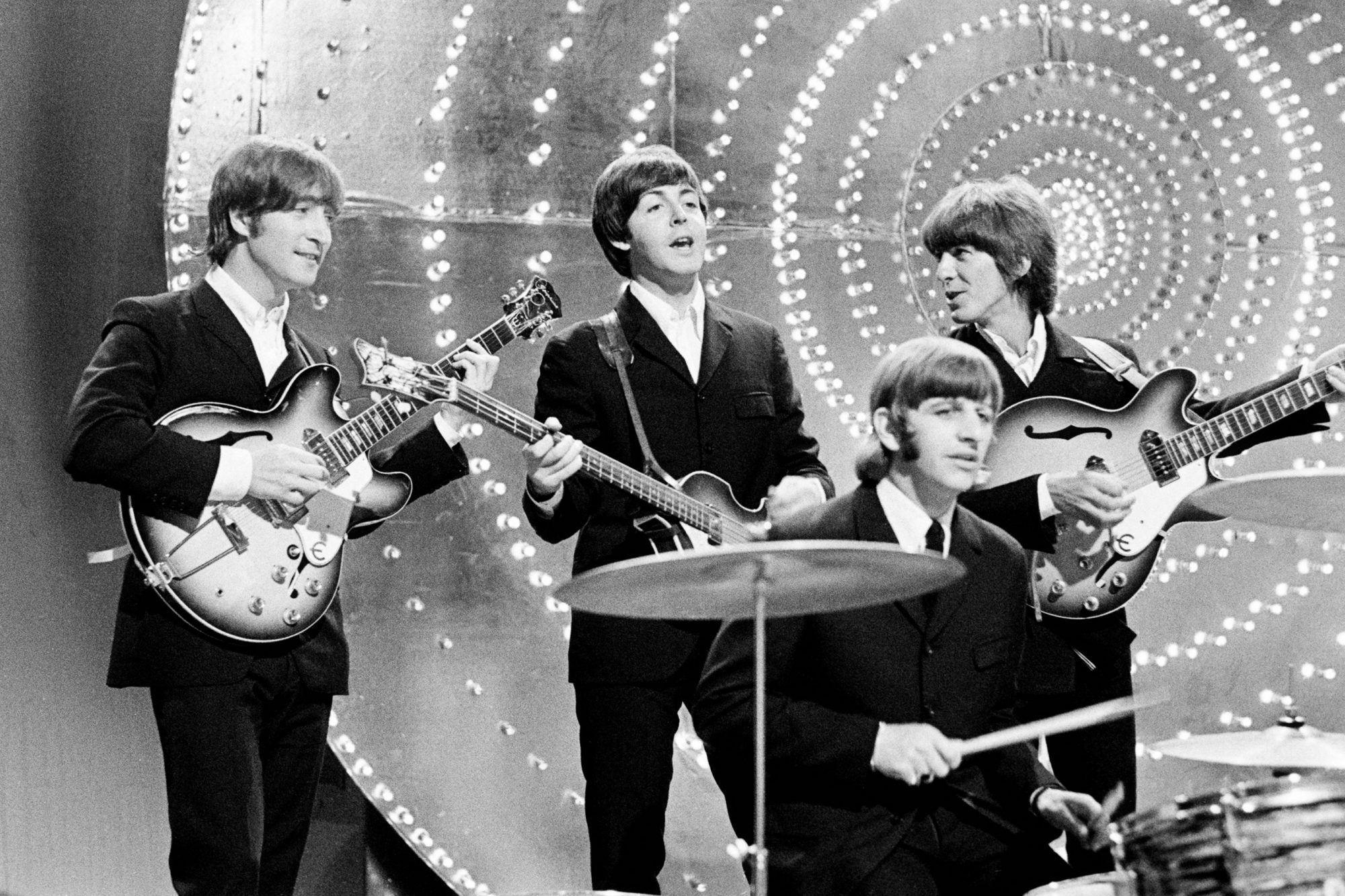 Beatles Final Appearance On TOTP