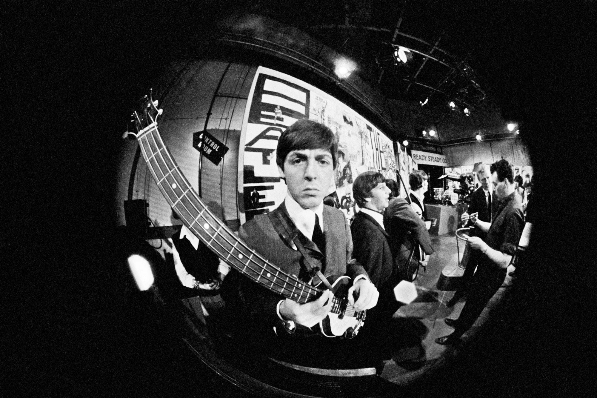 The Beatles On Ready Steady Go!