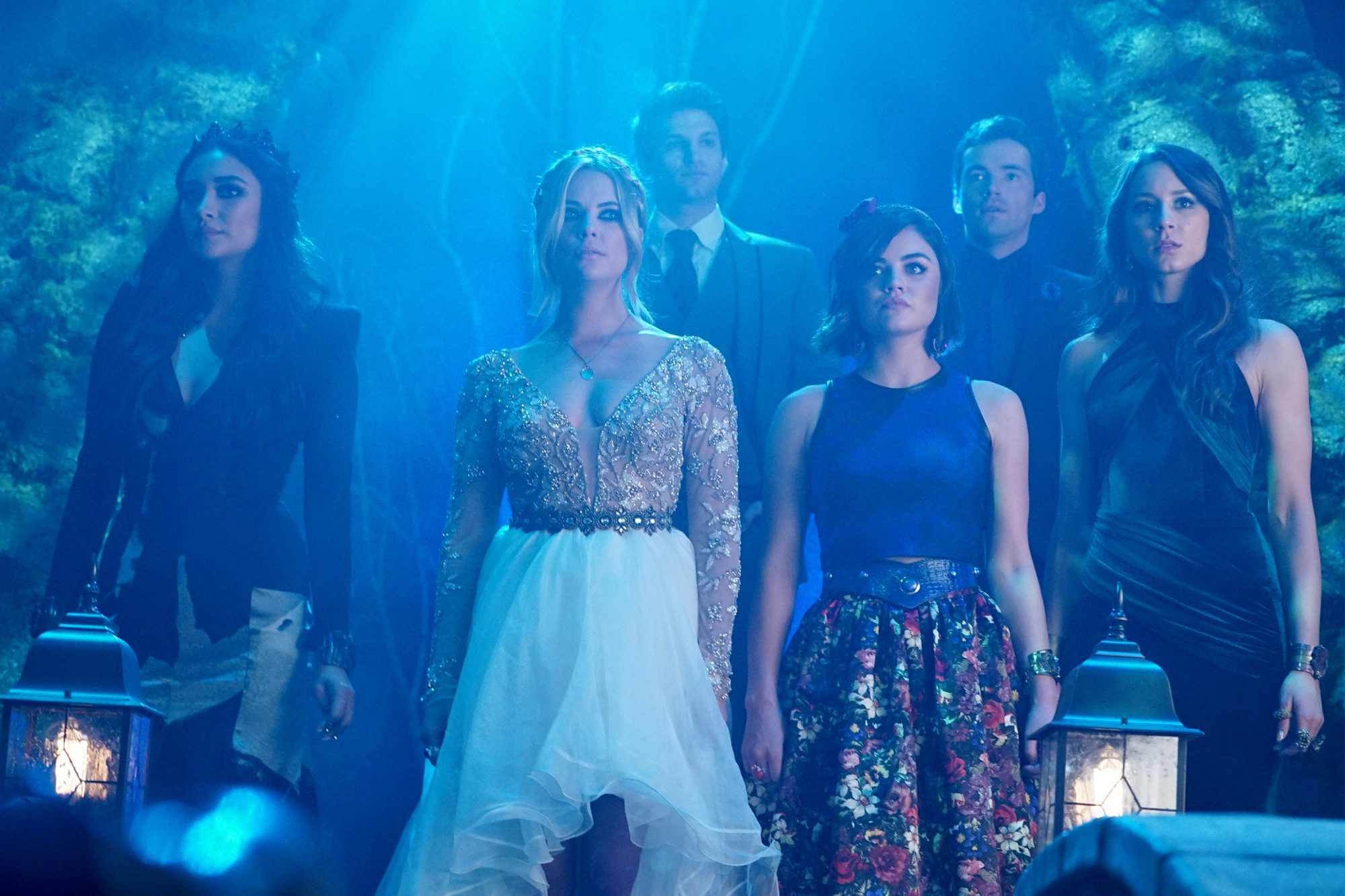 "ABC Family's ""Pretty Little Liars"" - Season Six"