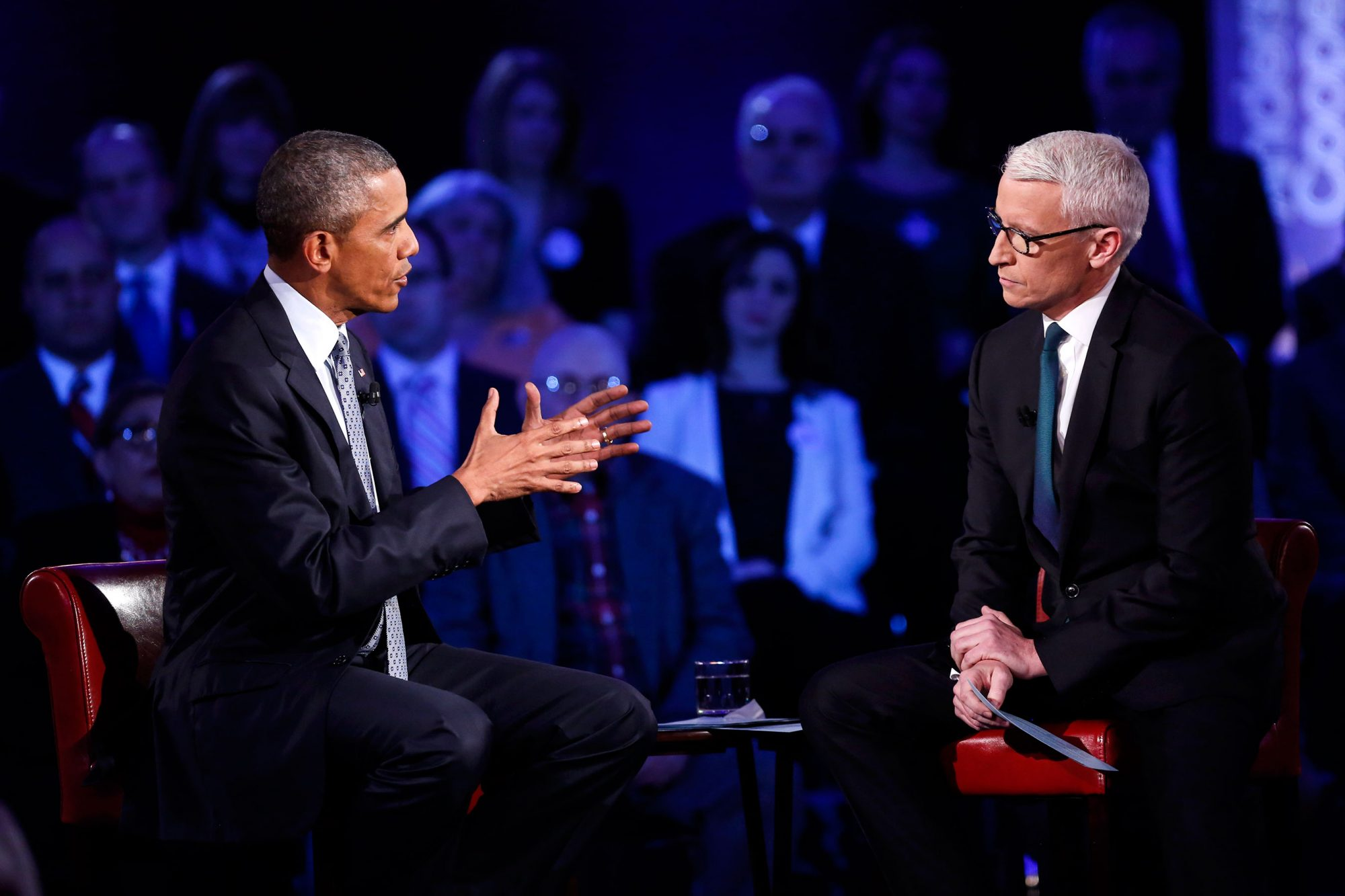 President Discusses Executive Action On Guns