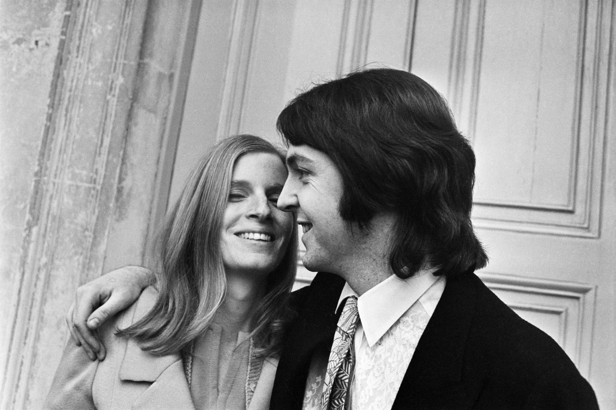 McCartney Marries