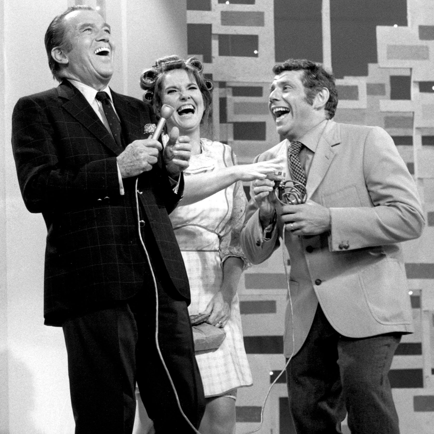 Ed Sullivan Cracks Up With Stiller & Meara