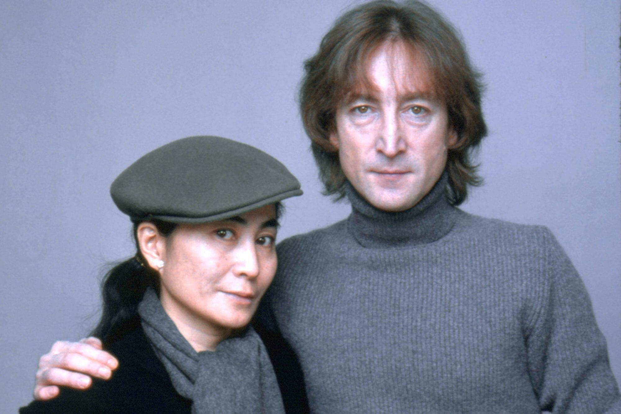 Yoko Ono To Get Songwriting Credit On John Lennon S Imagine Ew Com