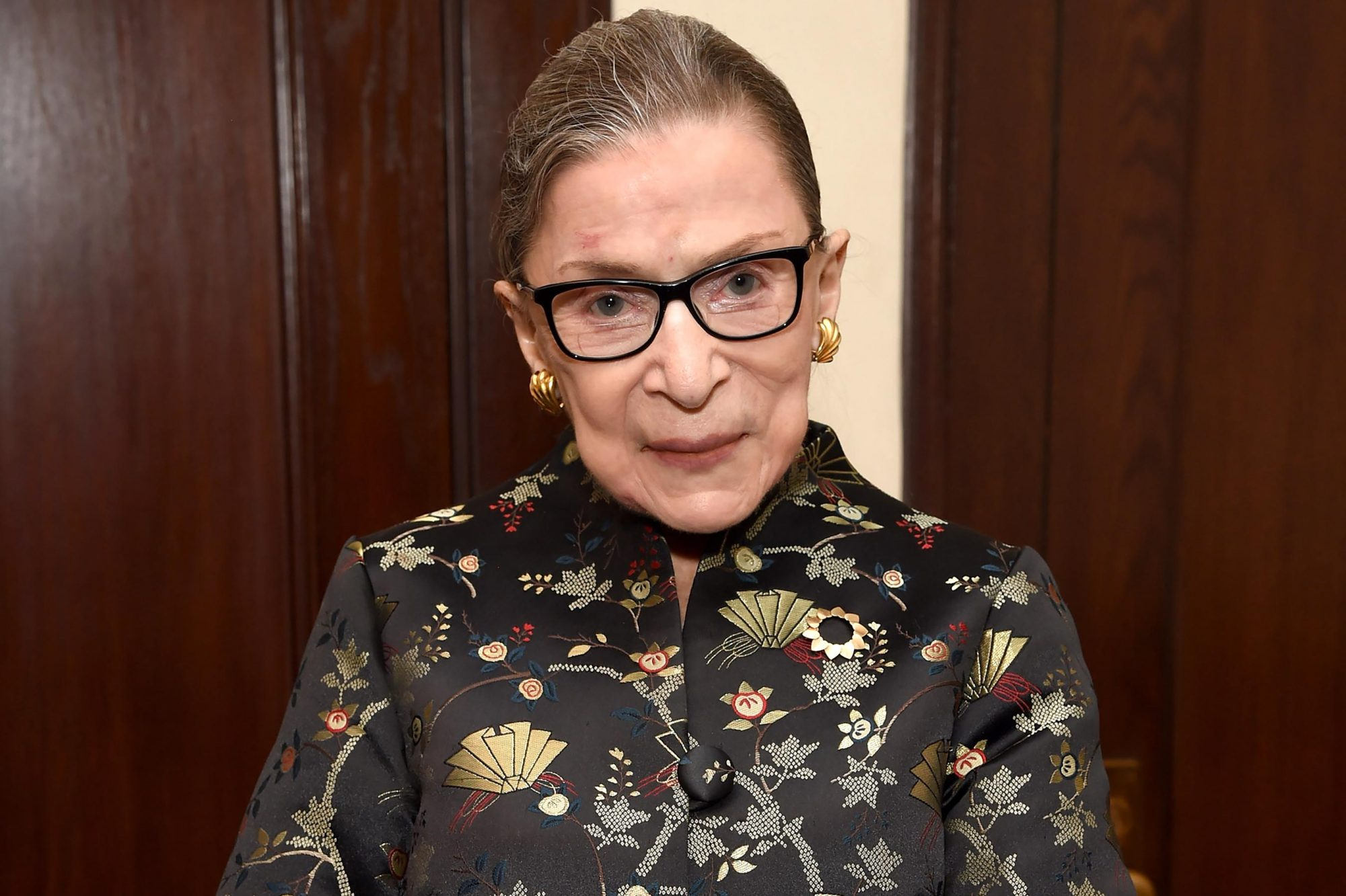 An Historic Evening with Supreme Court Justice Ruth Bader Ginsburg