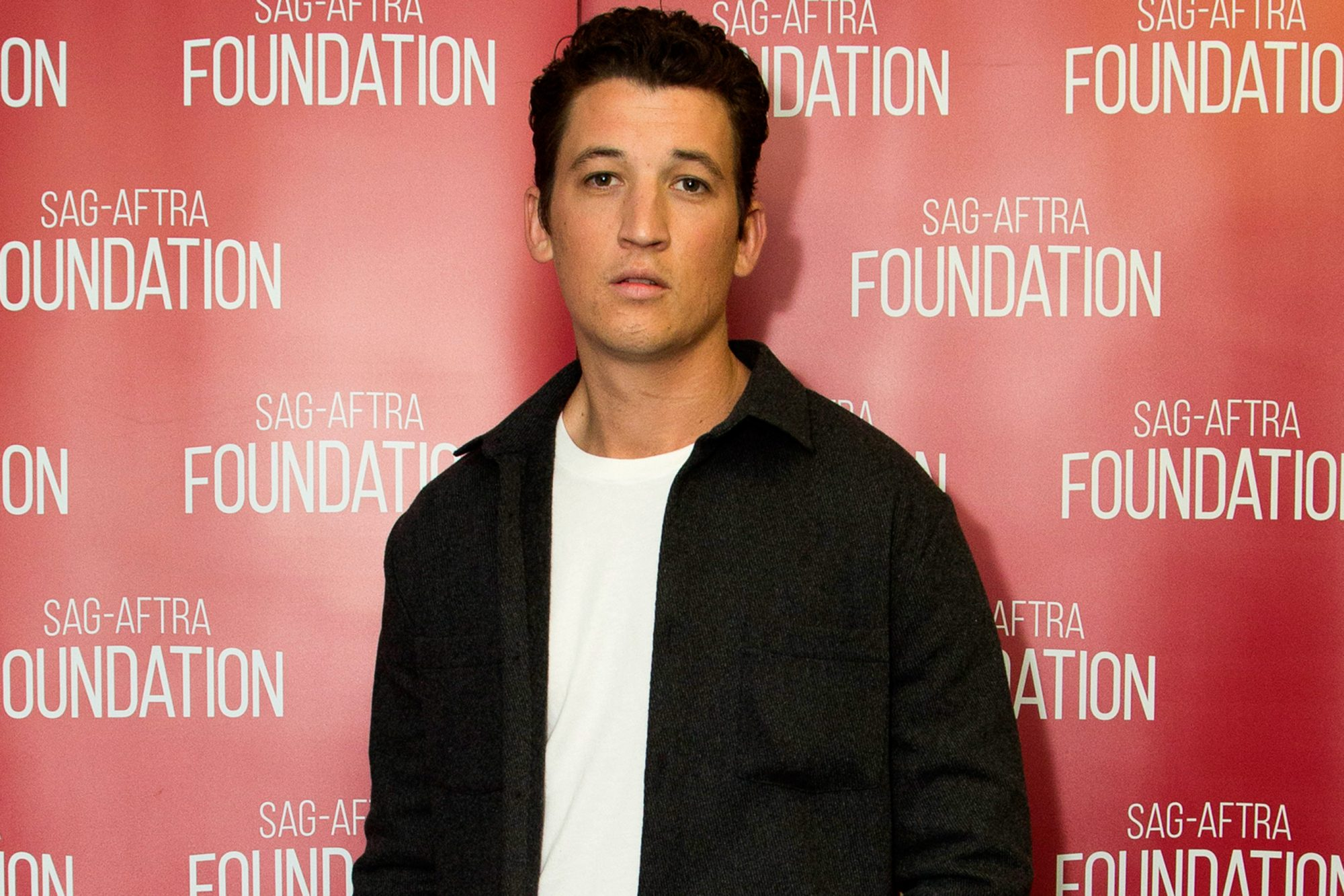 """SAG-AFTRA Foundation's Conversations With """"Bleed For This"""""""