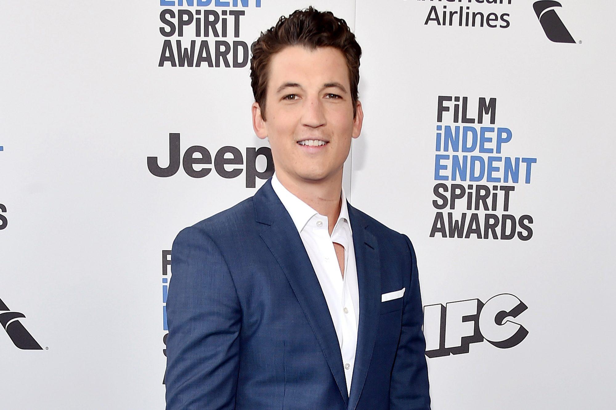 2017 Film Independent Spirit Awards  - Red Carpet