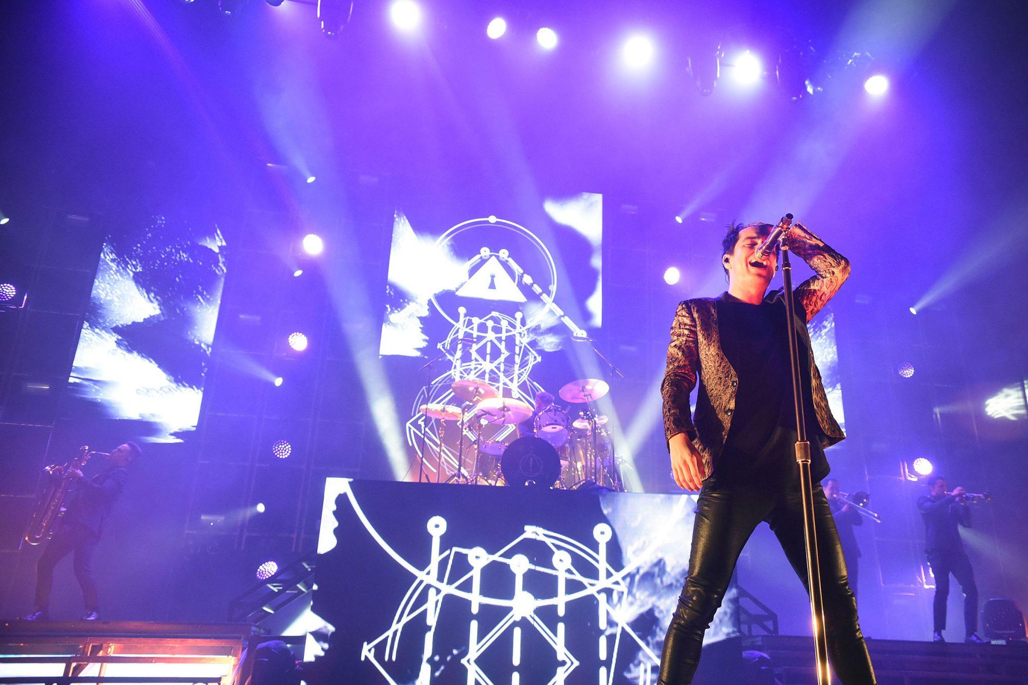 "Panic! At The Disco ""Death Of A Bachelor"" Tour - Duluth, Georgia"