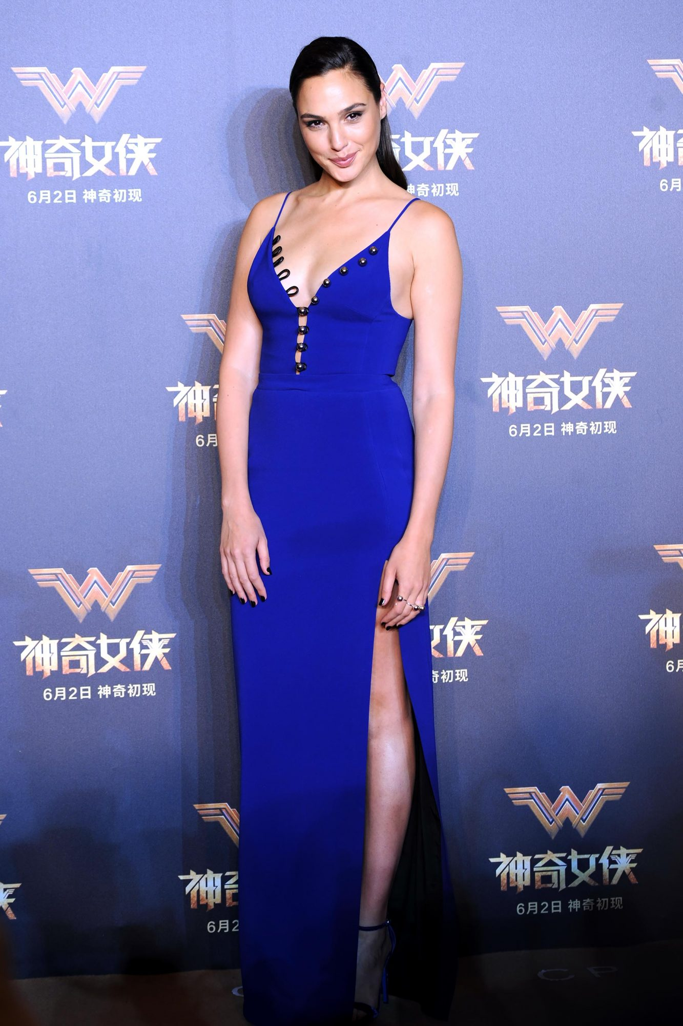 """Wonder Woman"" Shanghai Press Conference"