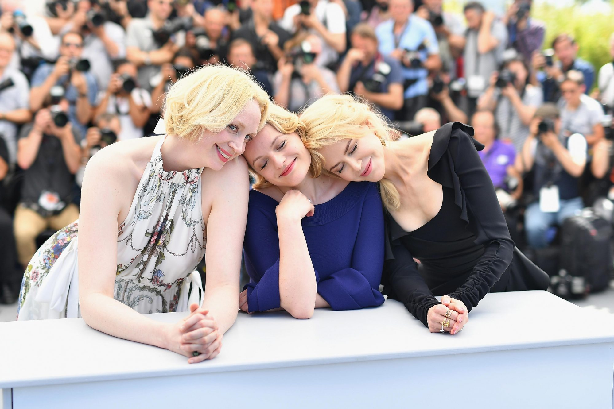 """""""Top Of The Lake: China Girl"""" Photocall - The 70th Annual Cannes Film Festival"""