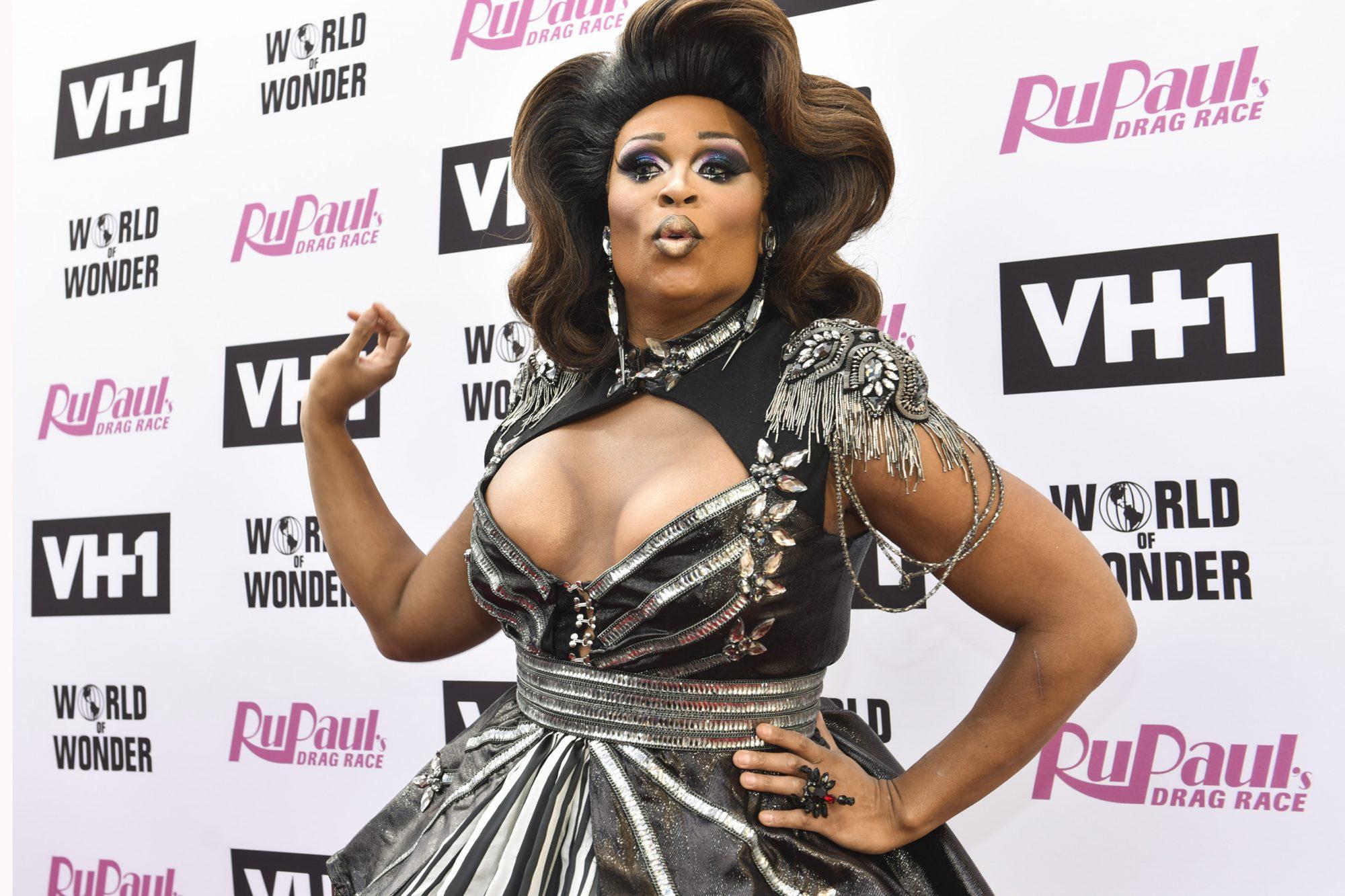"""RuPaul's Drag Race"" Season 9 Finale Taping - Arrivals"