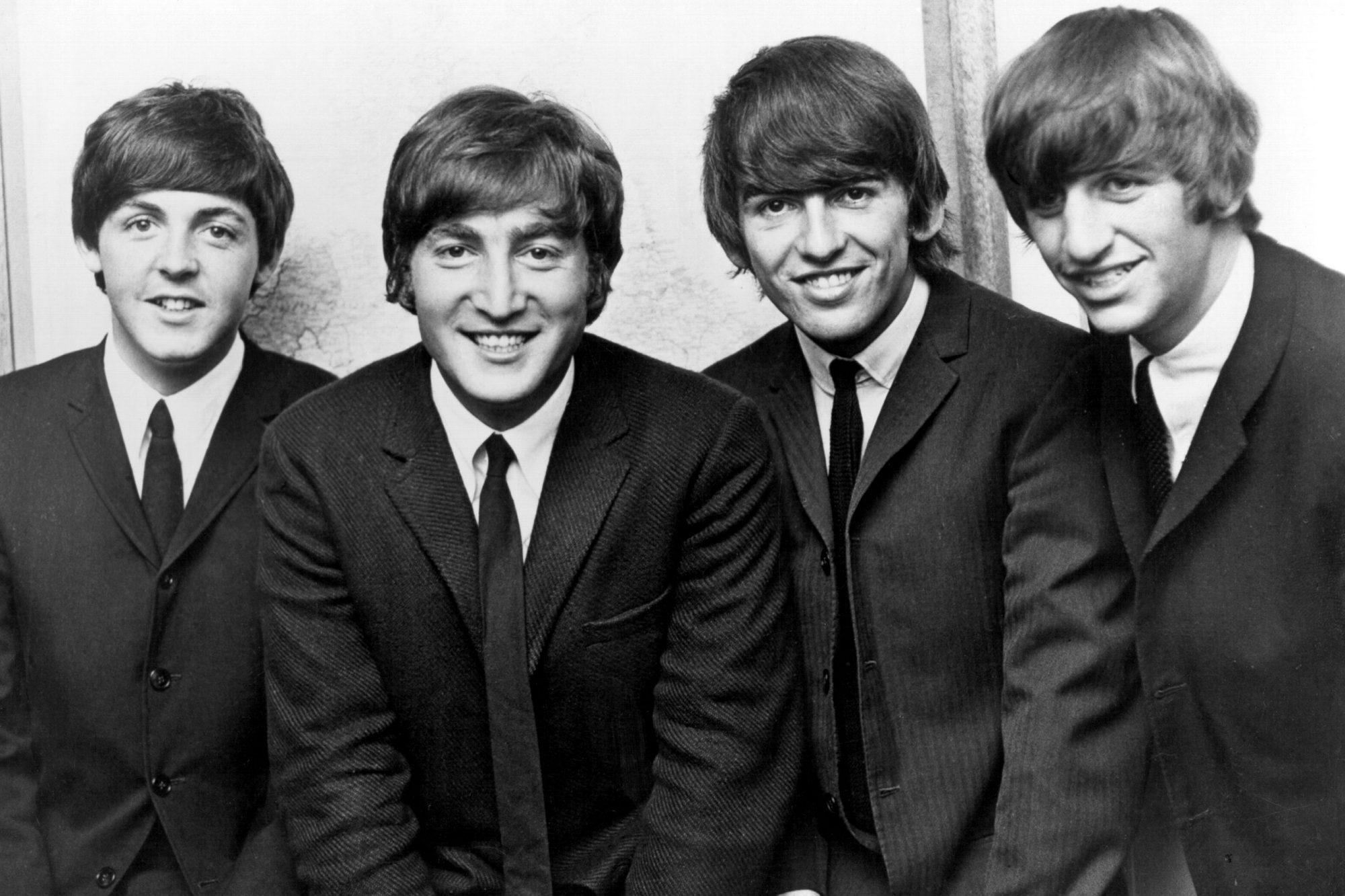 Beatles Portrait