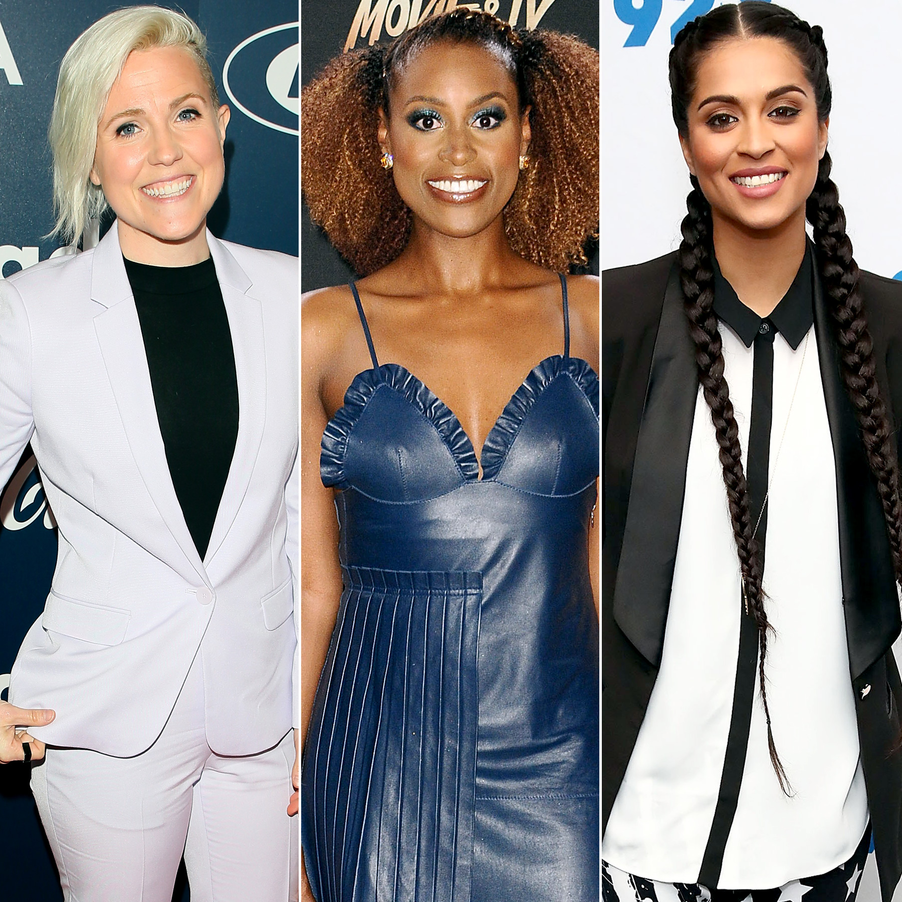 Hannah Hart, Issa Rae and Lilly Singh