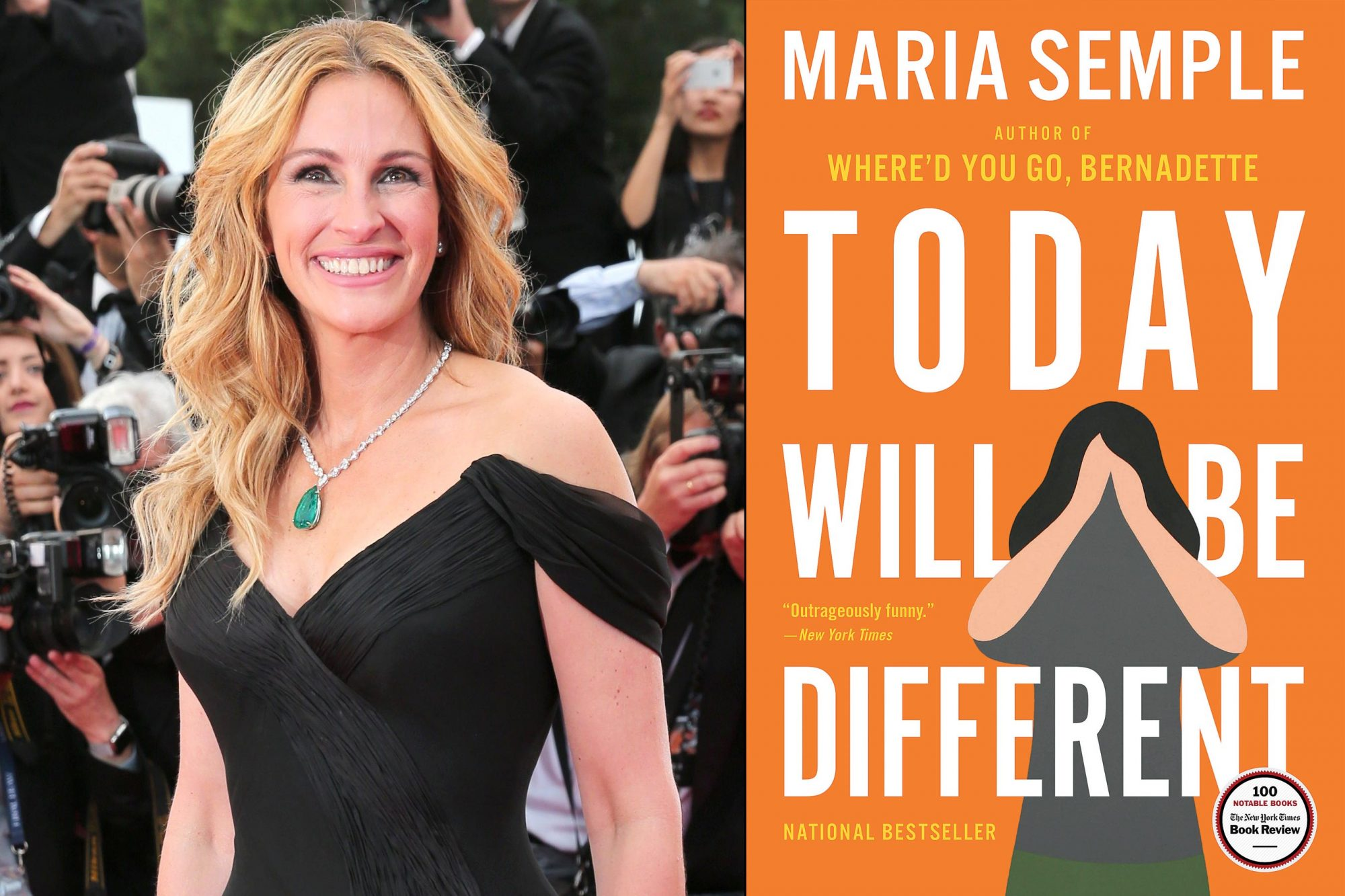 Maria Semple, Today Will Be Different(HBO; Airdate TBD)