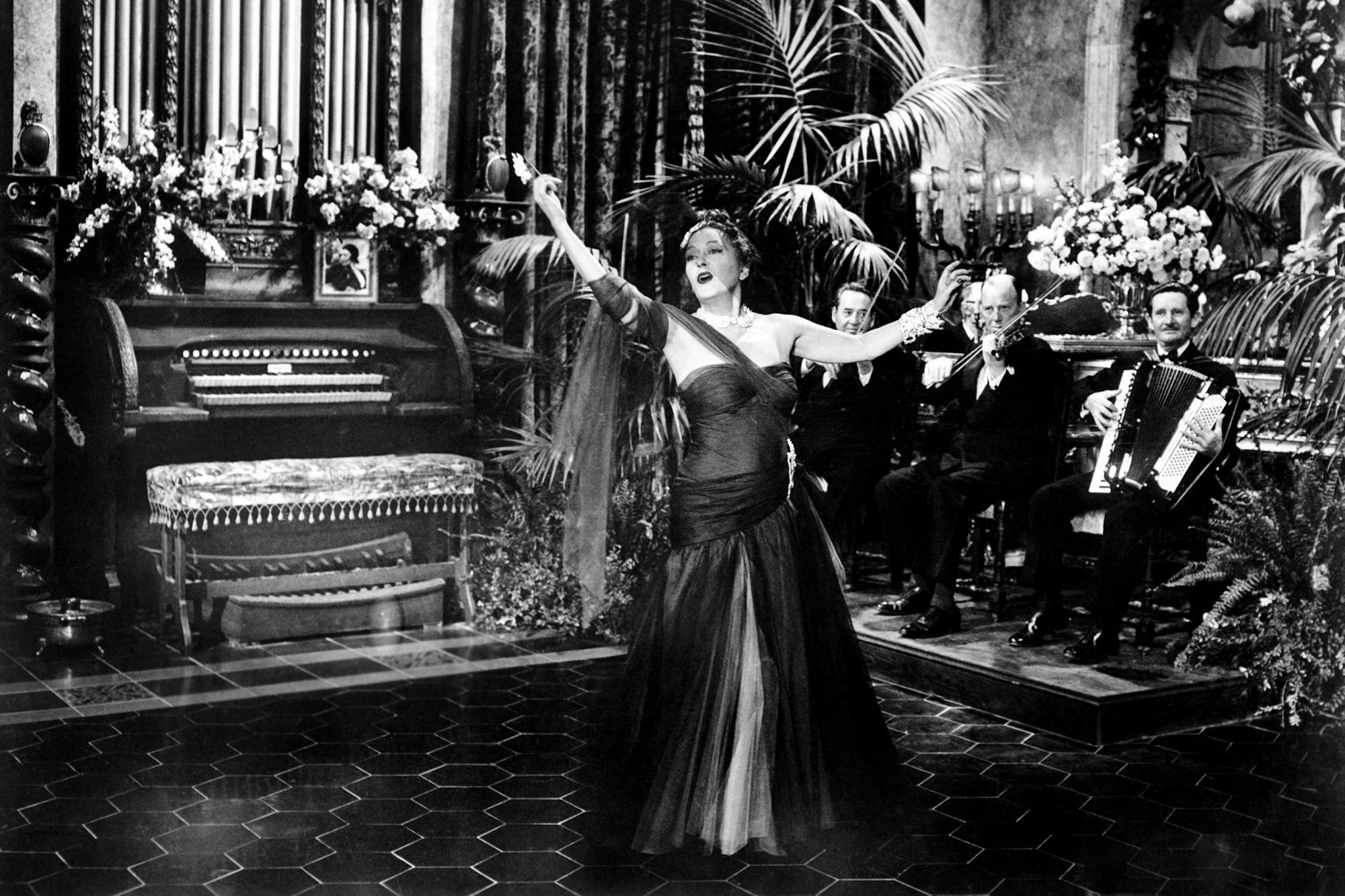 SUNSET BOULEVARD, Gloria Swanson, 1950