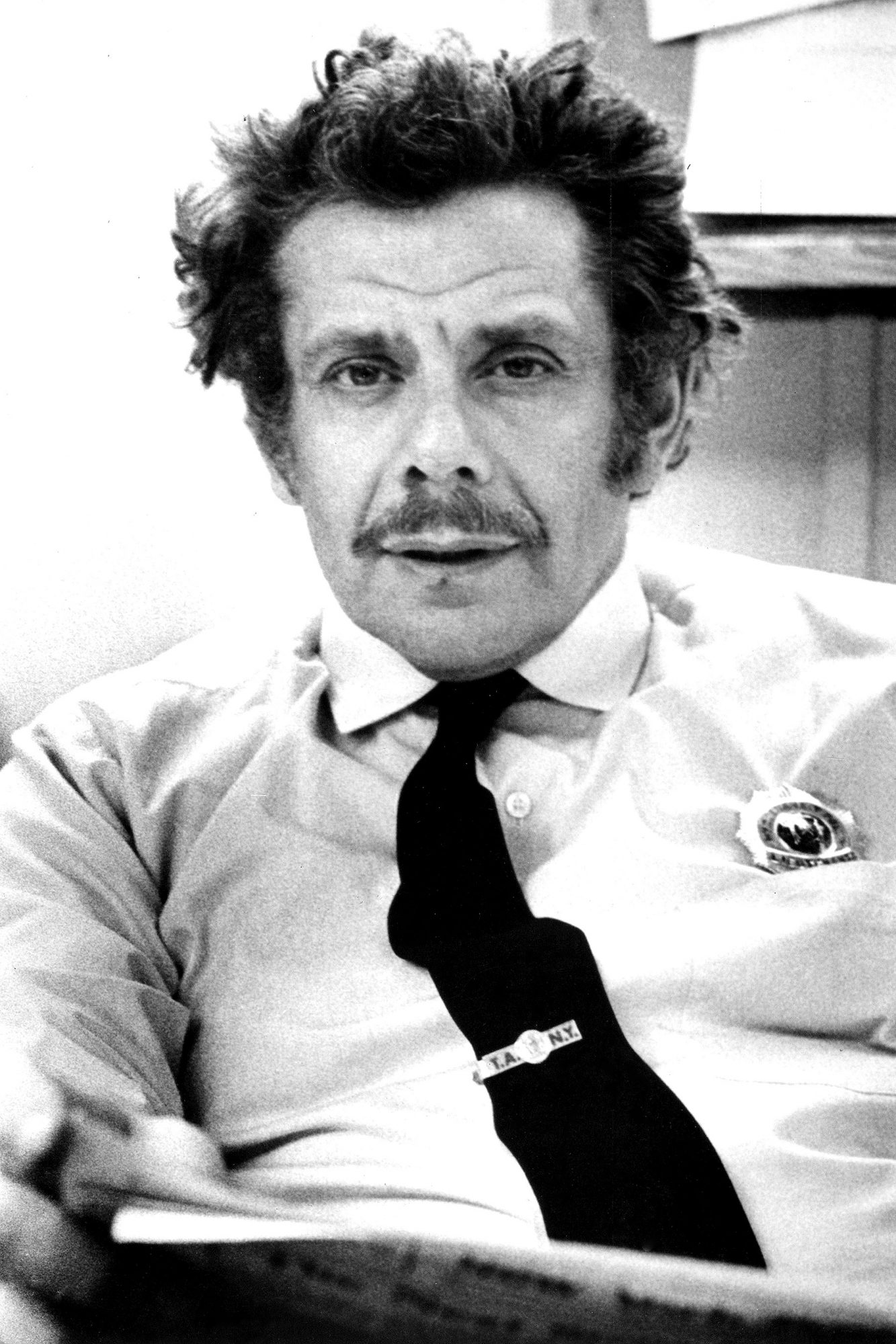 TAKING OF PELHAM ONE, TWO, THREE, Jerry Stiller, 1974