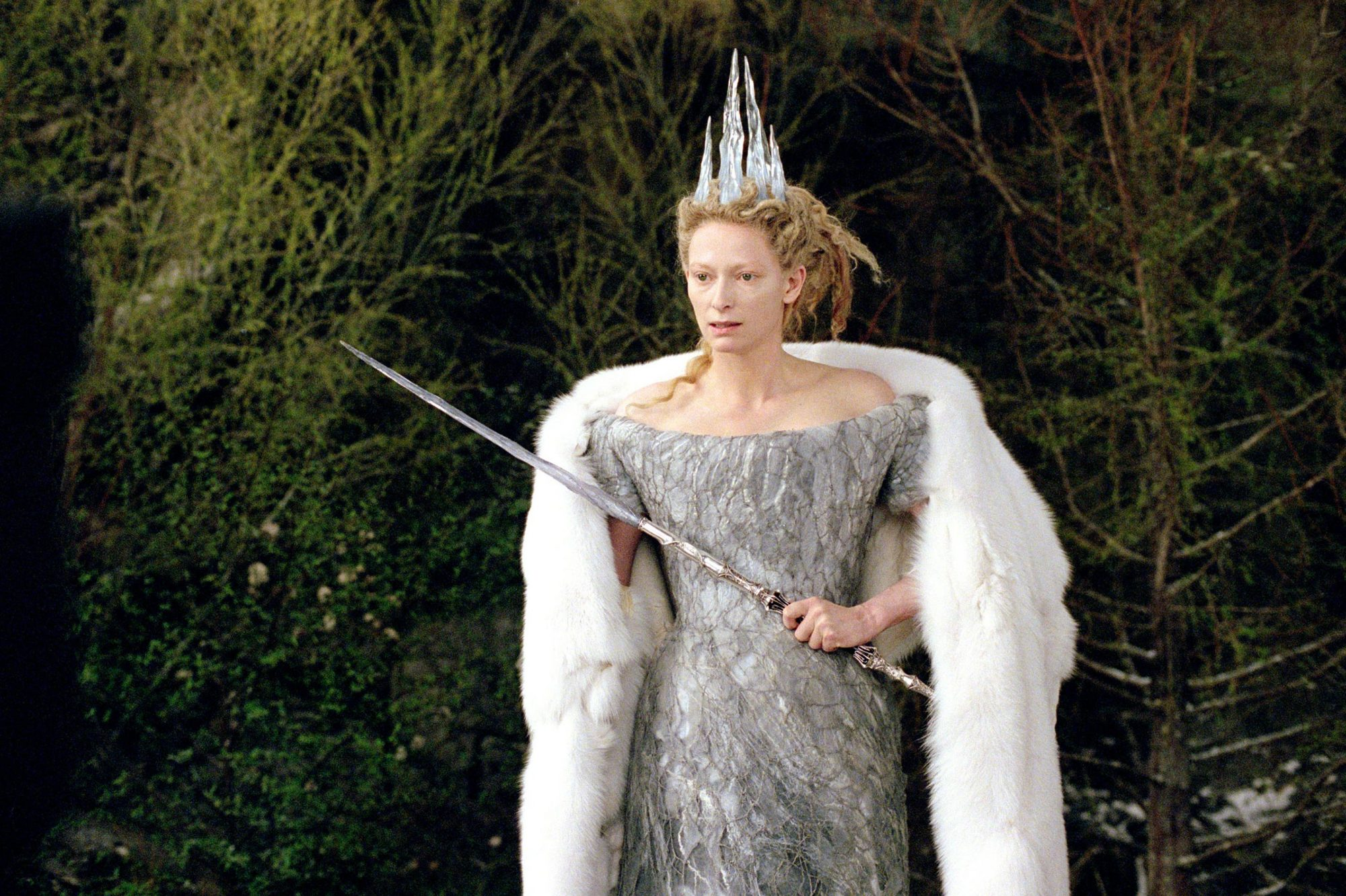 THE CHRONICLES OF NARNIA: THE LION, THE WITCH AND THE WARDROBE, Tilda Swinton, 2005, (c) Walt Disney