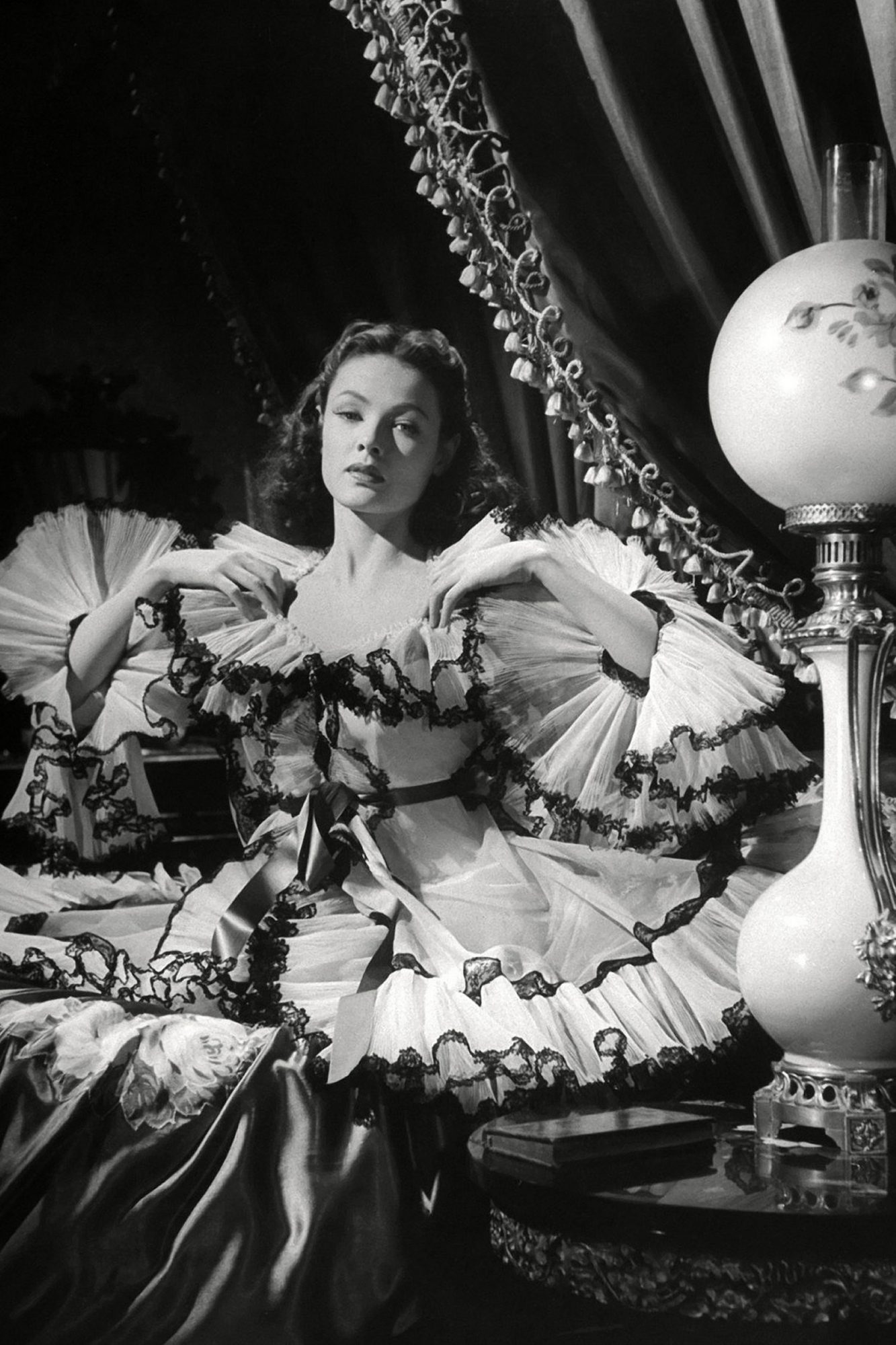 DRAGONWYCK, Gene Tierney, 1946. TM and copyright ©20th Century Fox Film Corp. All rights reserved/co