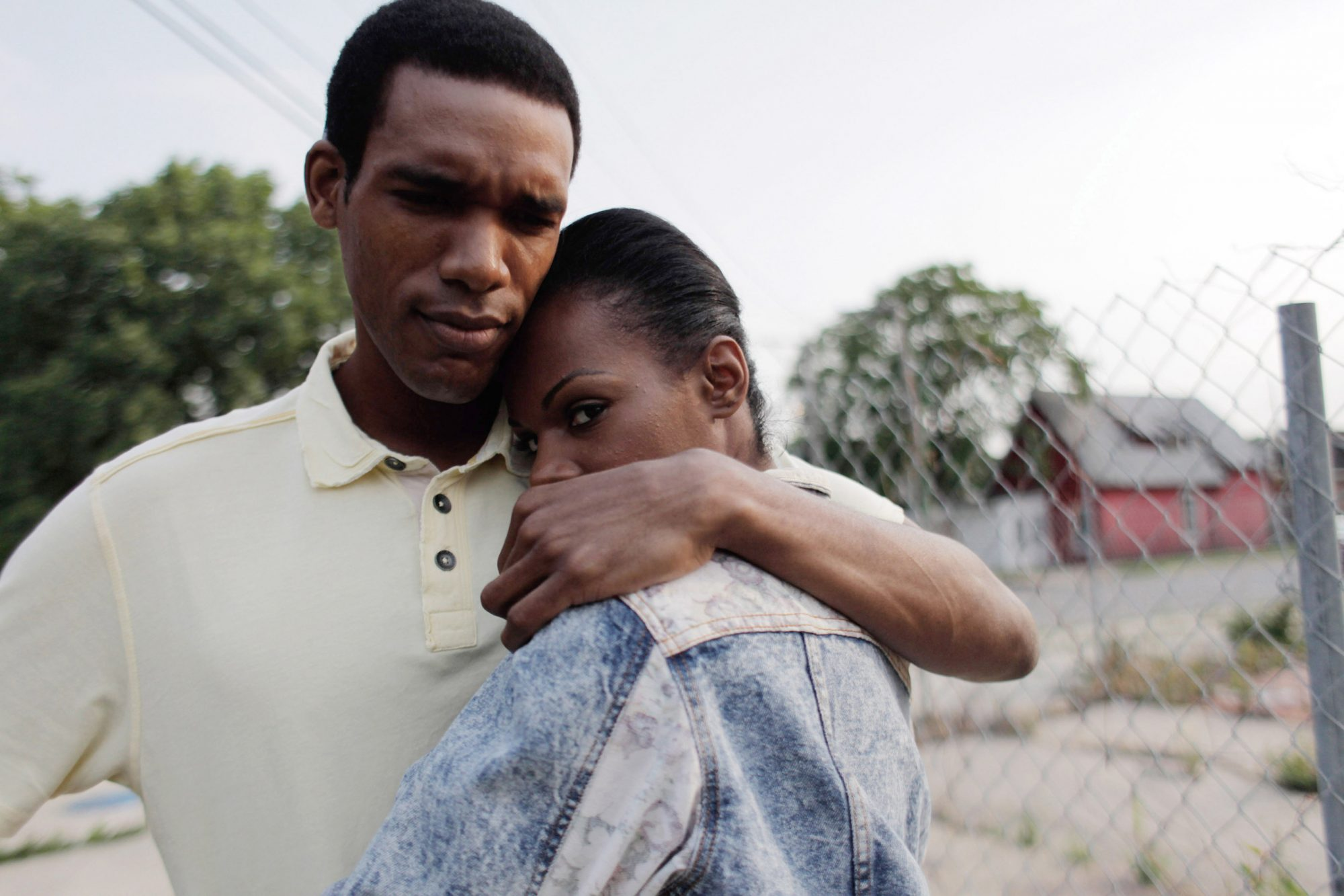 SOUTHSIDE WITH YOU, from left: Tika Sumpter as Michelle Robinson, Parker Sawyers as Barack Obama,
